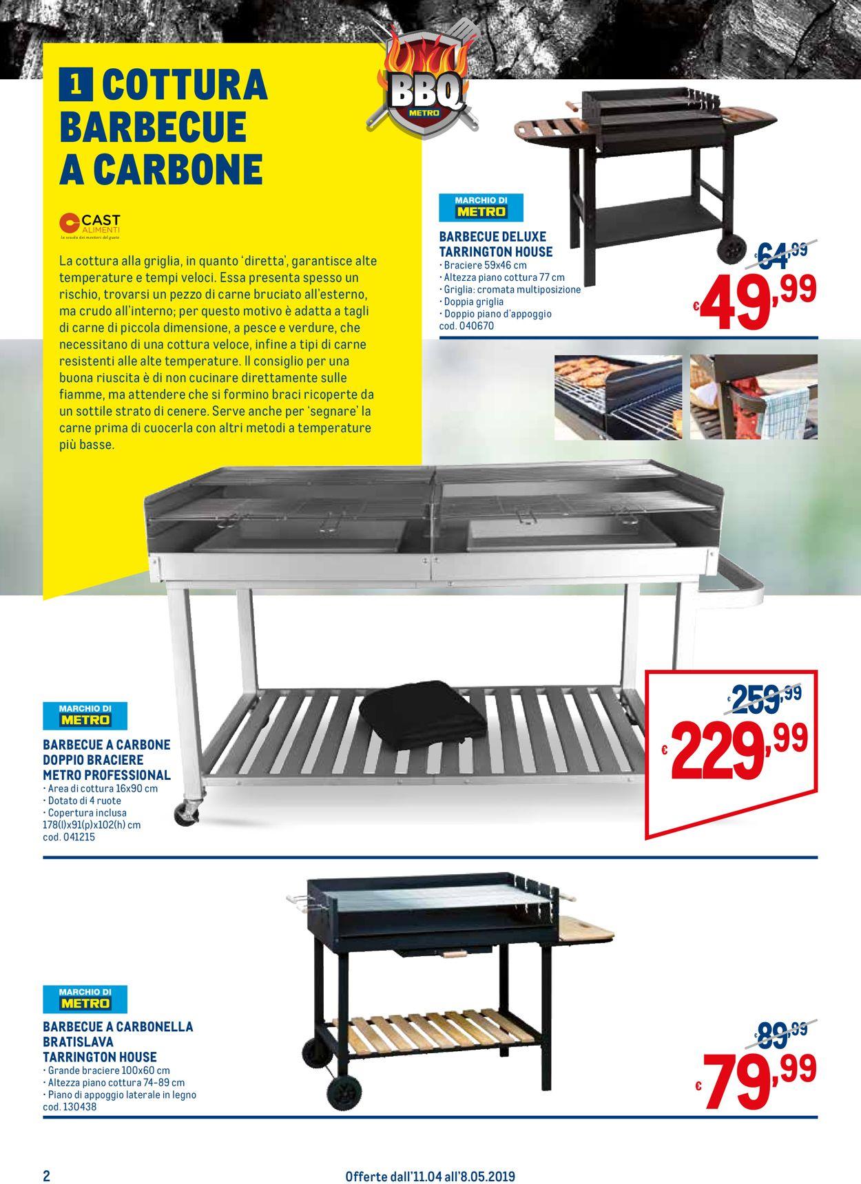 Volantino Metro - Offerte 11/04-08/05/2019 (Pagina 2)