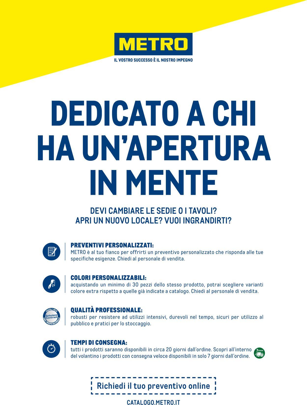 Volantino Metro - Offerte 14/03-31/12/2019 (Pagina 2)