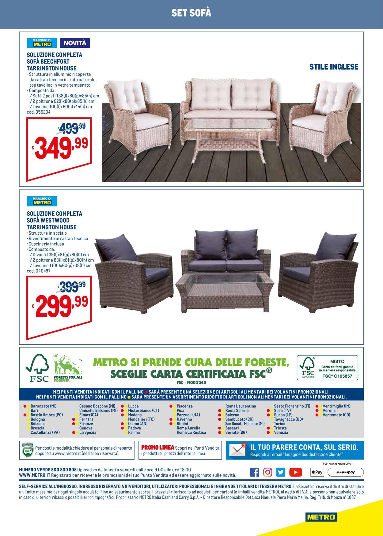 Volantino Metro - Offerte 23/05-19/06/2019 (Pagina 8)