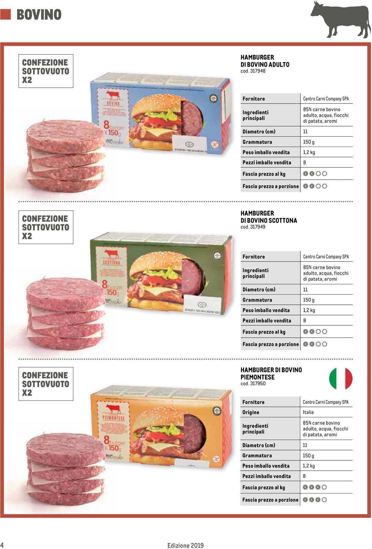Volantino Metro - Offerte 12/09-31/12/2019 (Pagina 4)