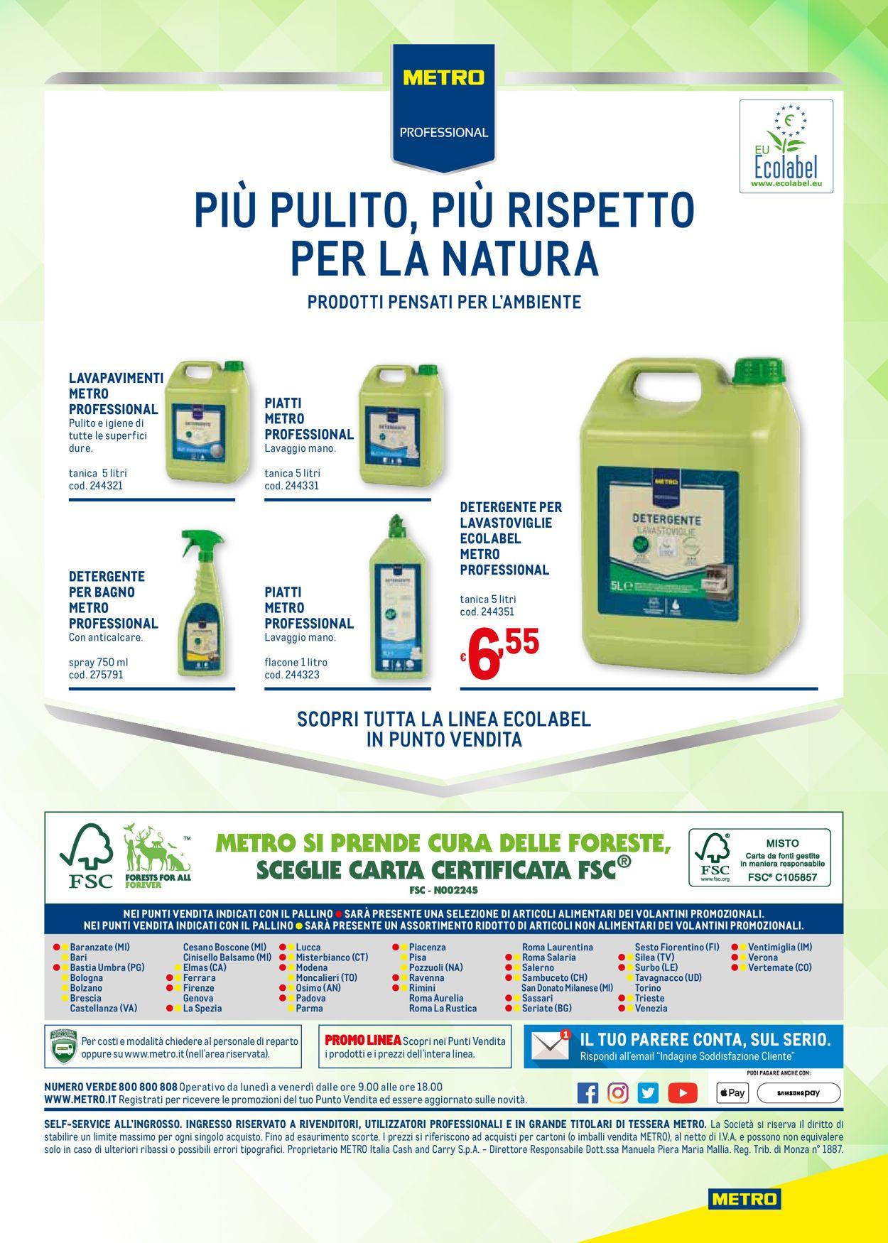 Volantino Metro - Offerte 26/09-06/11/2019 (Pagina 24)