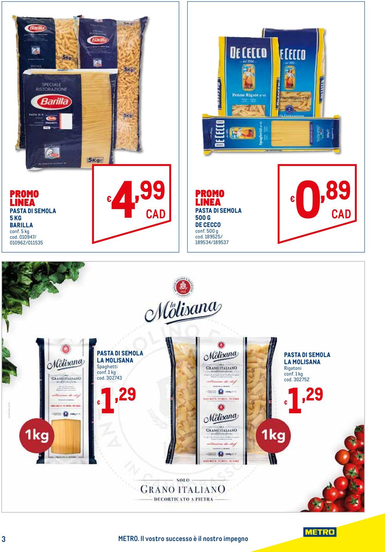 Volantino Metro - Offerte 07/11-20/11/2019 (Pagina 3)