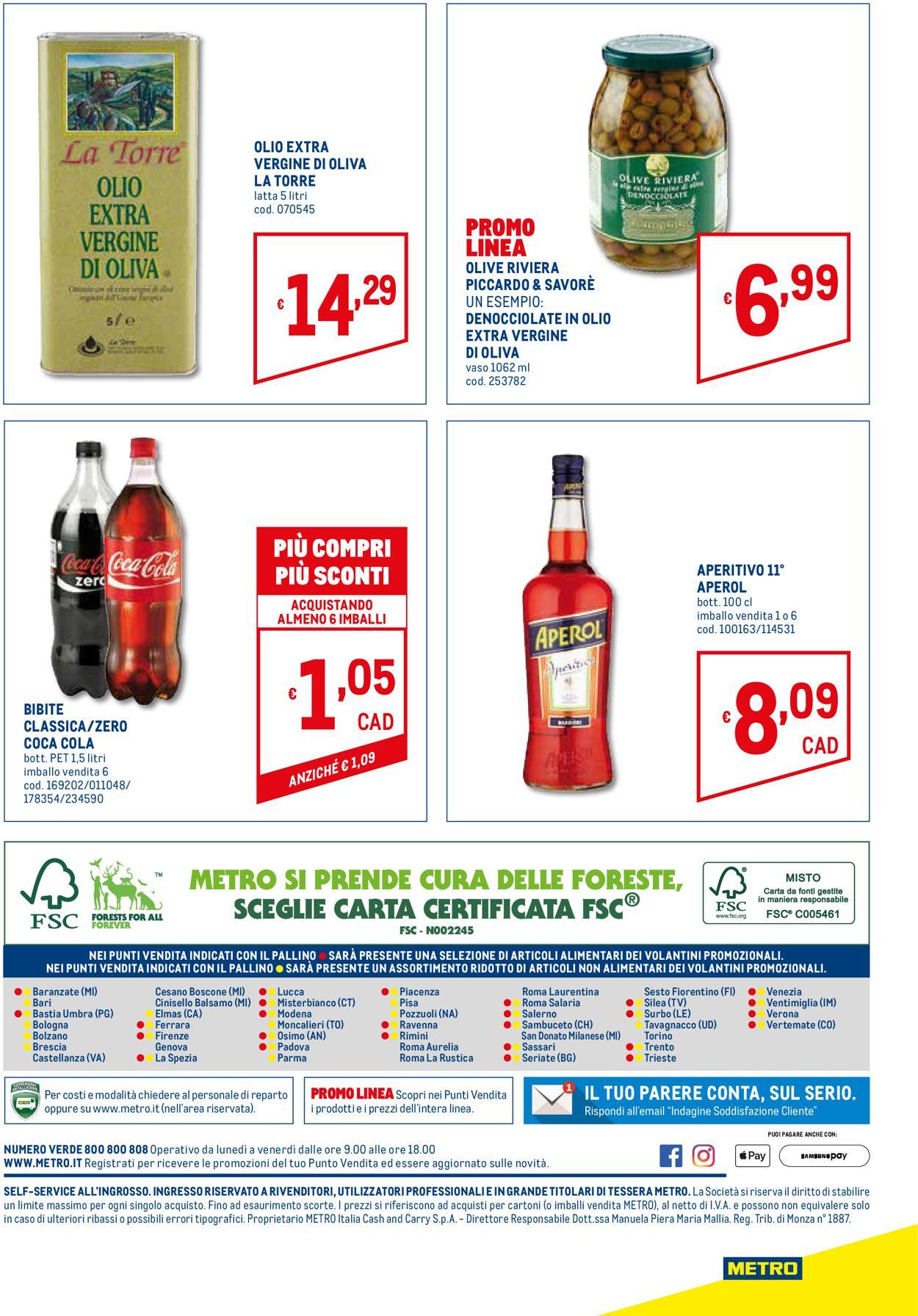 Volantino Metro - Offerte 26/03-08/04/2020 (Pagina 32)