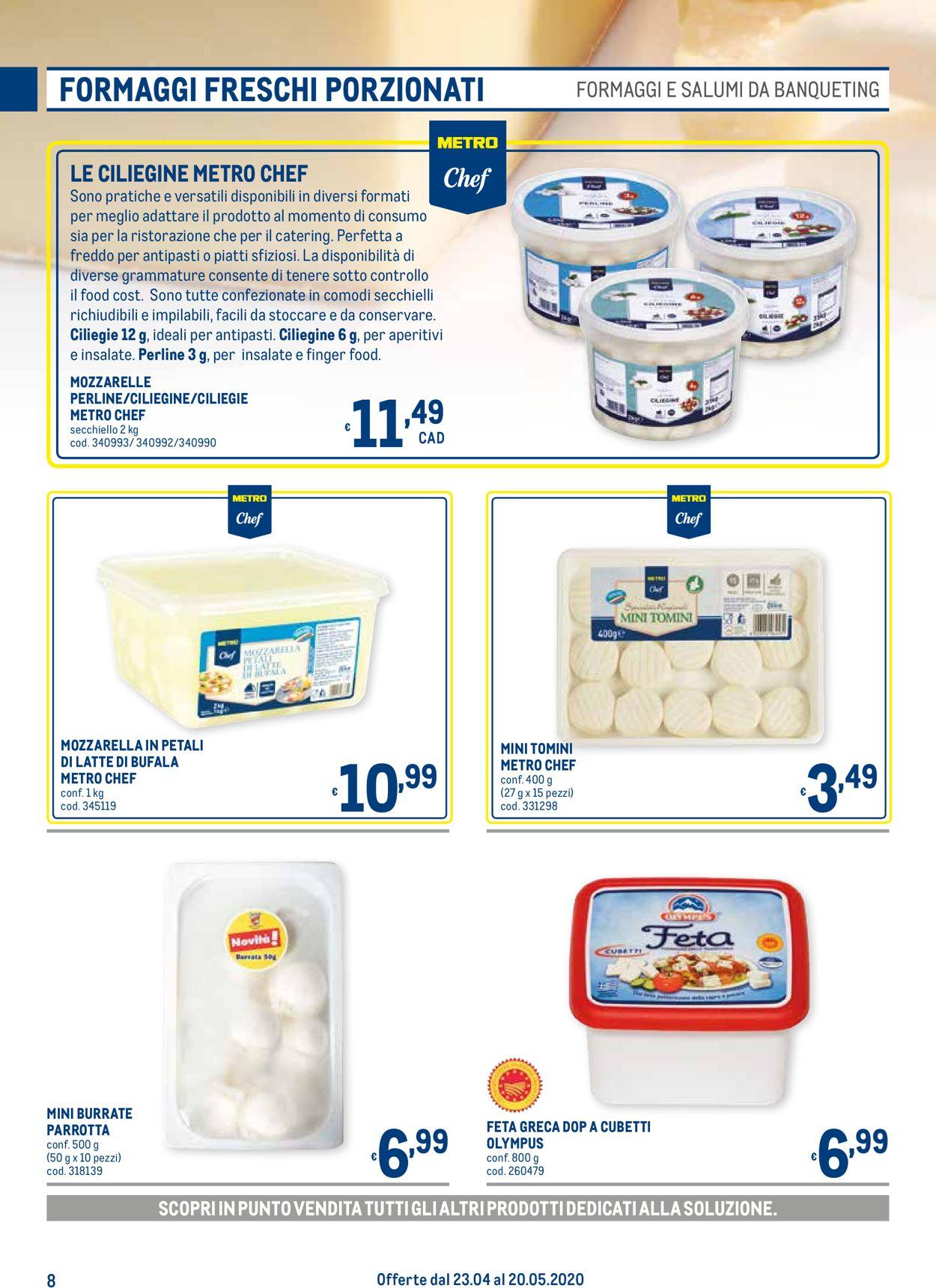 Volantino Metro - Offerte 23/04-20/05/2020 (Pagina 52)