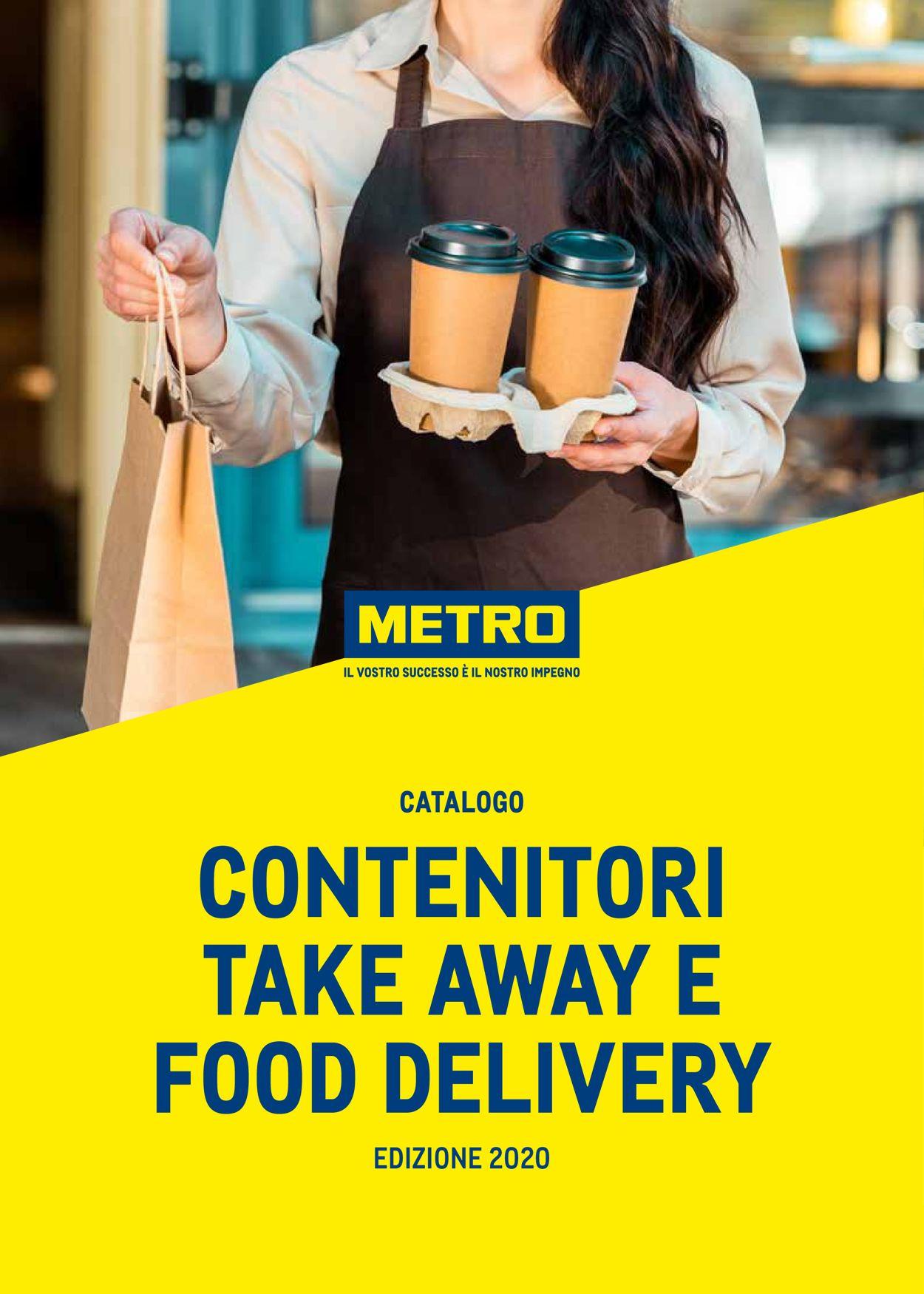 Volantino Metro - Offerte 18/05-22/06/2020