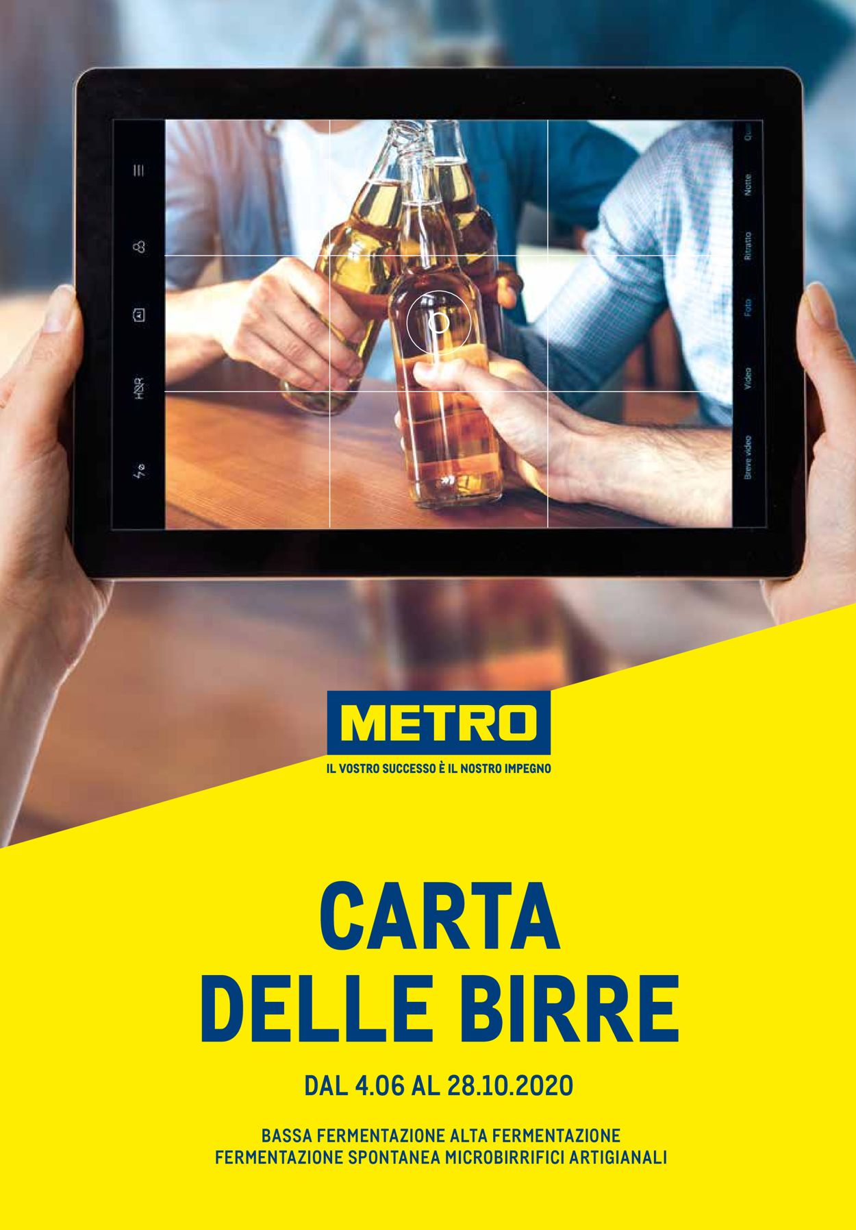 Volantino Metro - Offerte 04/06-28/10/2020