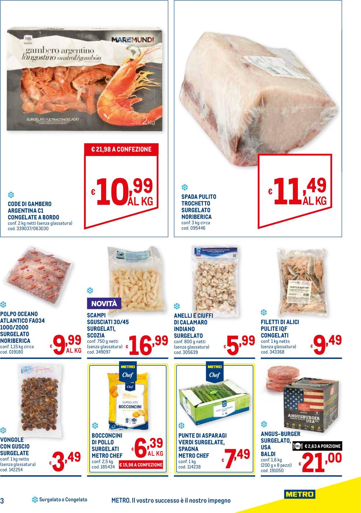 Volantino Metro - Offerte 16/07-02/09/2020 (Pagina 3)