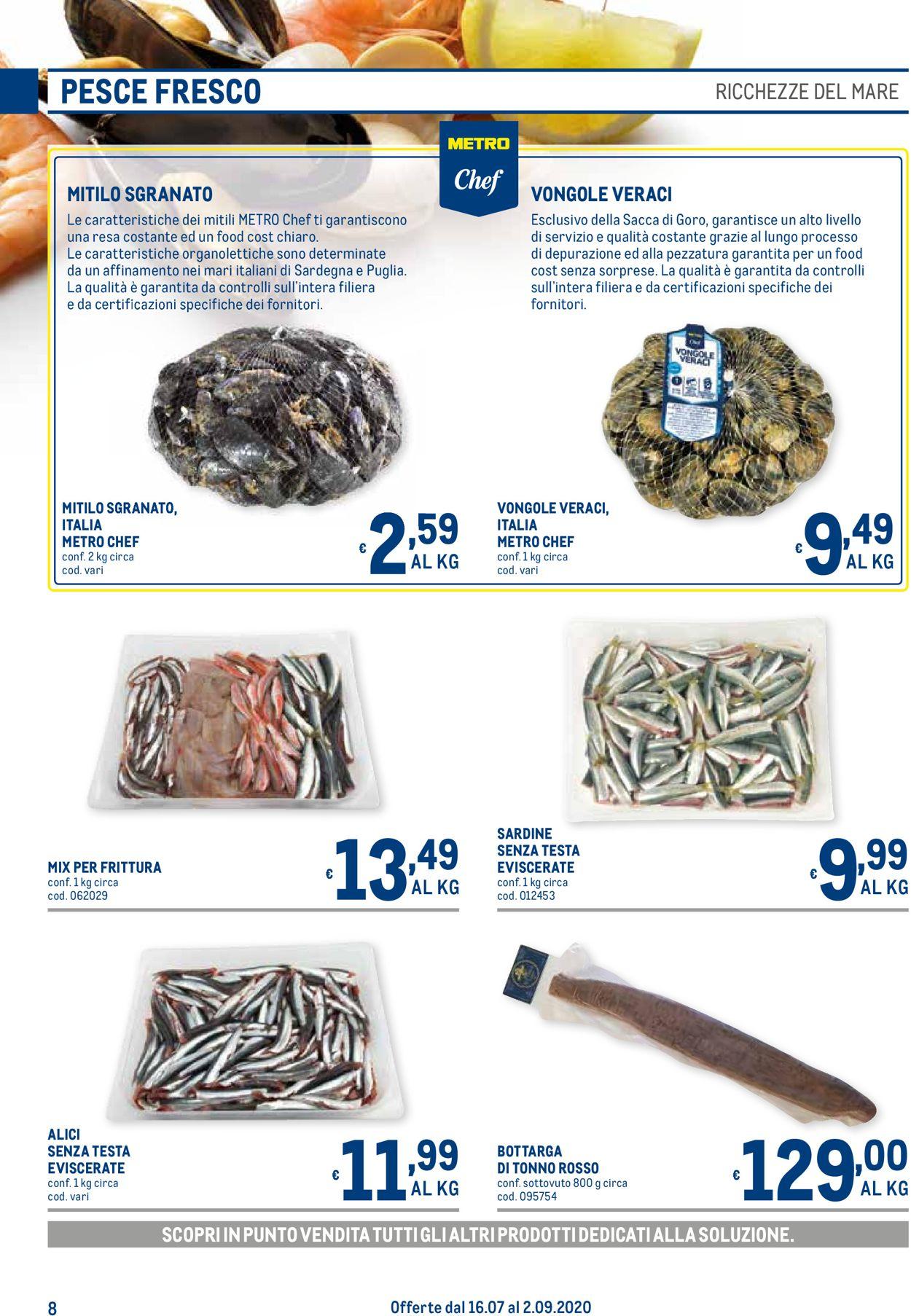Volantino Metro - Offerte 16/07-02/09/2020 (Pagina 45)