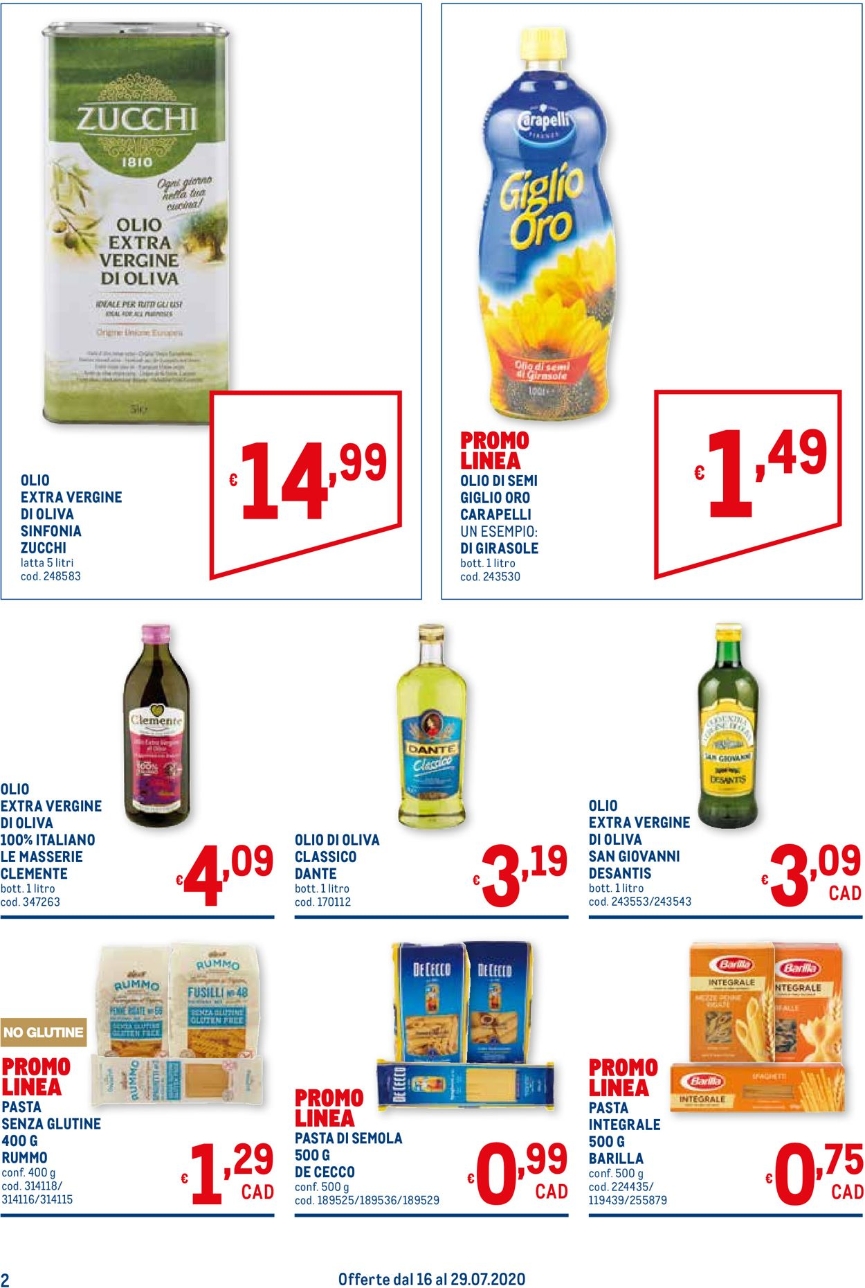 Volantino Metro - Offerte 16/07-29/07/2020 (Pagina 2)