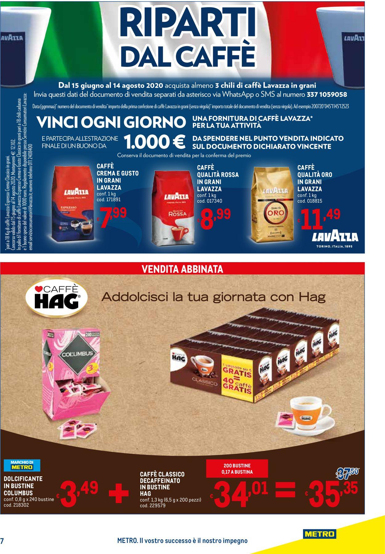 Volantino Metro - Offerte 16/07-29/07/2020 (Pagina 7)