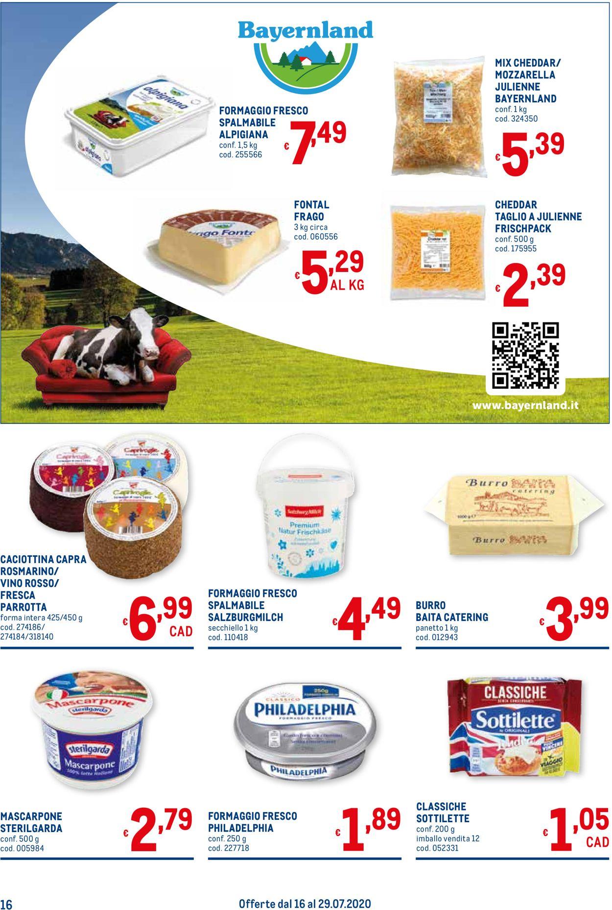 Volantino Metro - Offerte 16/07-29/07/2020 (Pagina 16)