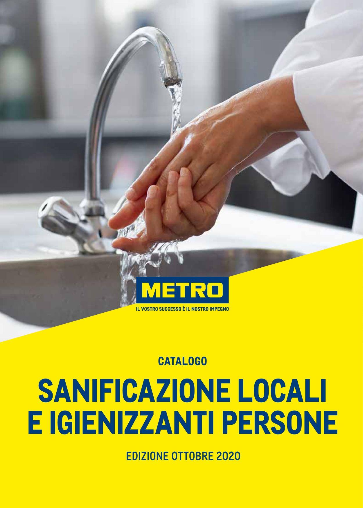 Volantino Metro - Offerte 19/05-31/12/2020