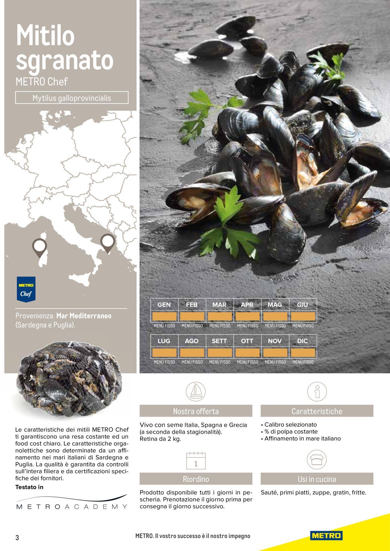 Volantino Metro - Offerte 13/10-30/04/2021 (Pagina 3)