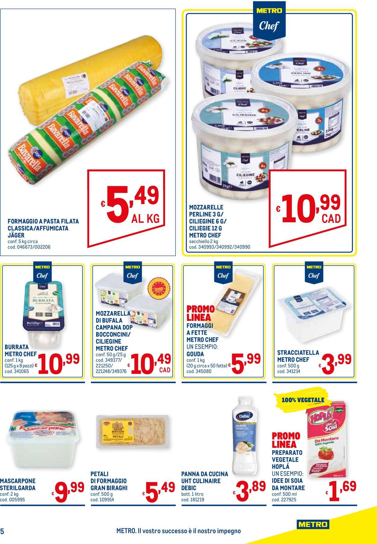 Volantino Metro - Offerte 29/10-25/11/2020 (Pagina 5)