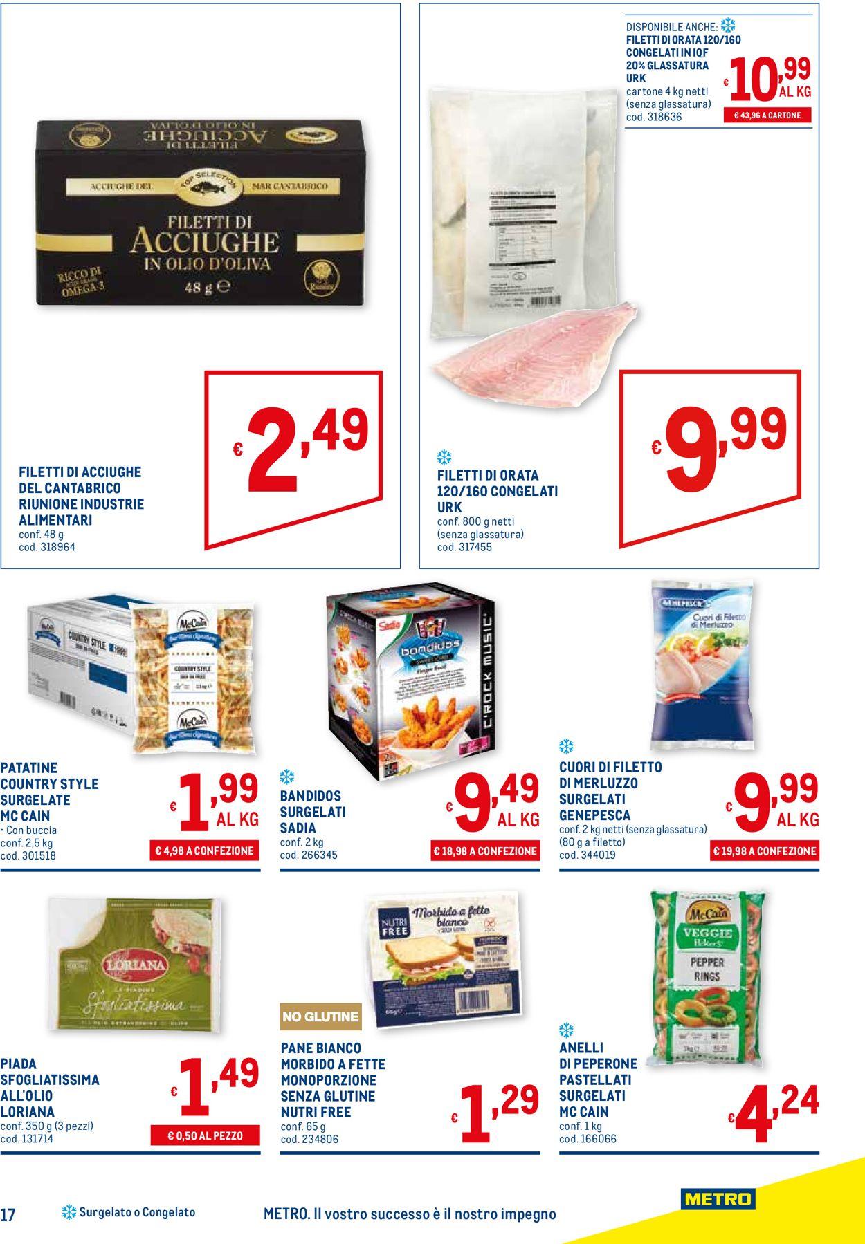 Volantino Metro - Offerte 29/10-11/11/2020 (Pagina 17)