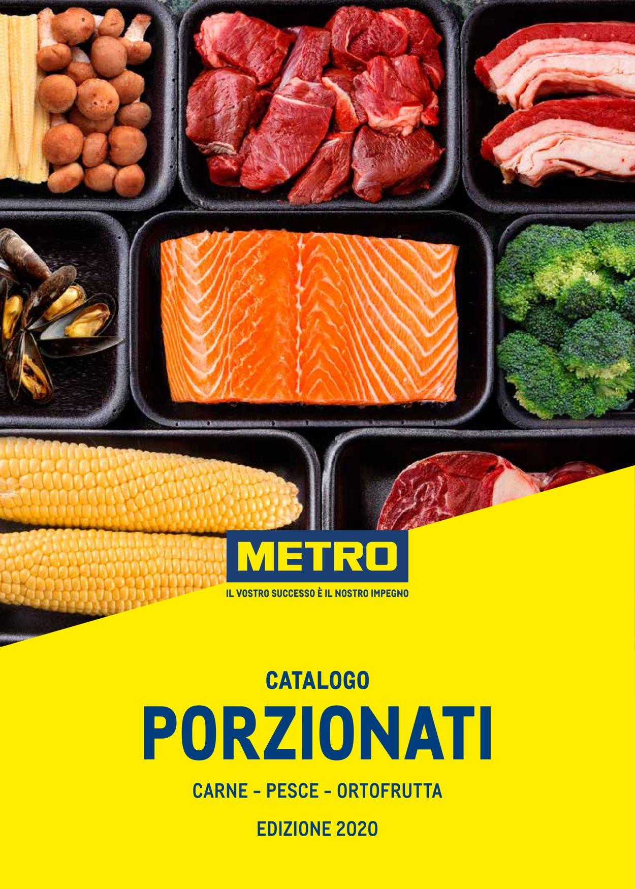 Volantino Metro - Offerte 30/10-31/12/2020