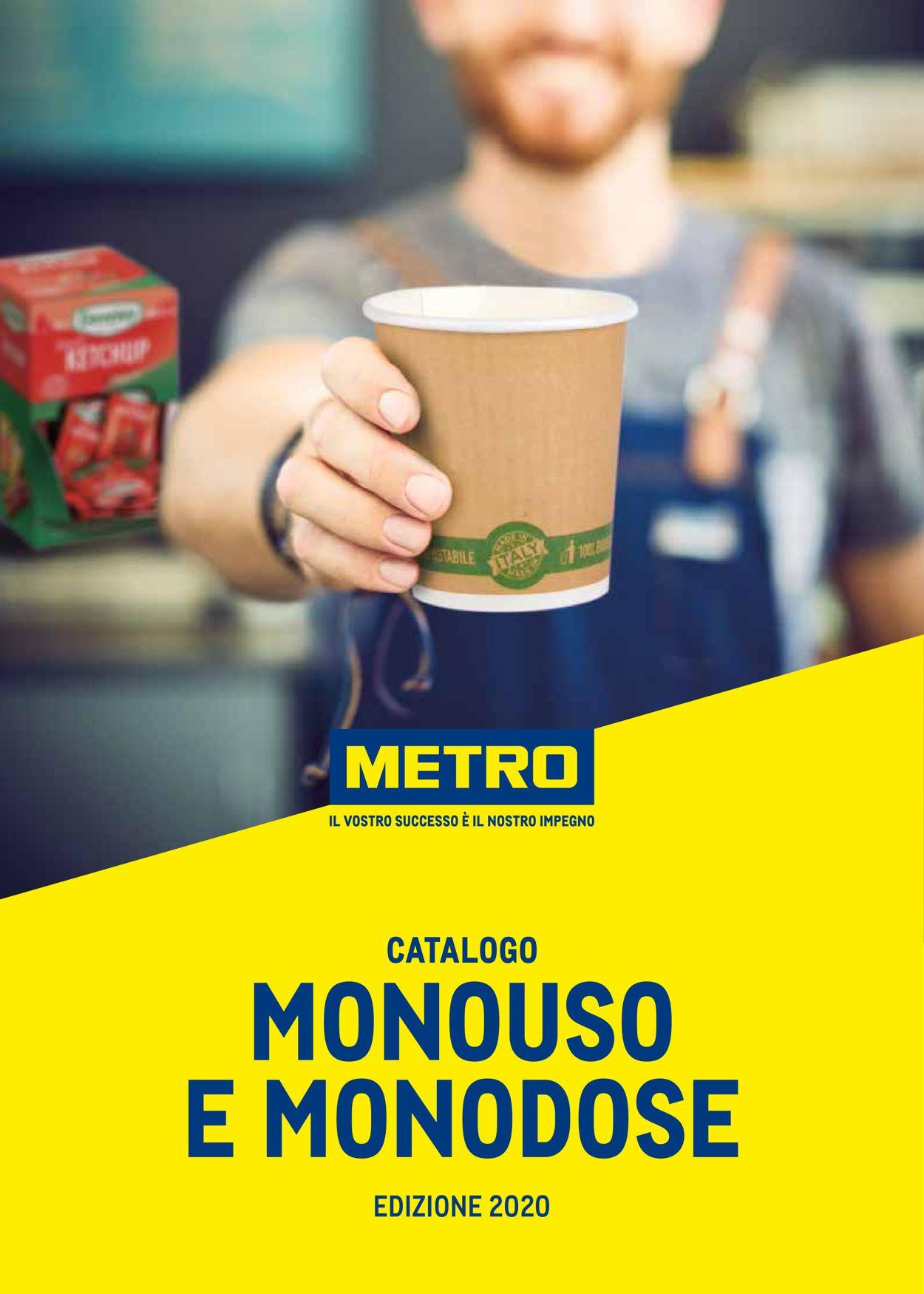 Volantino Metro - Offerte 02/11-31/12/2020