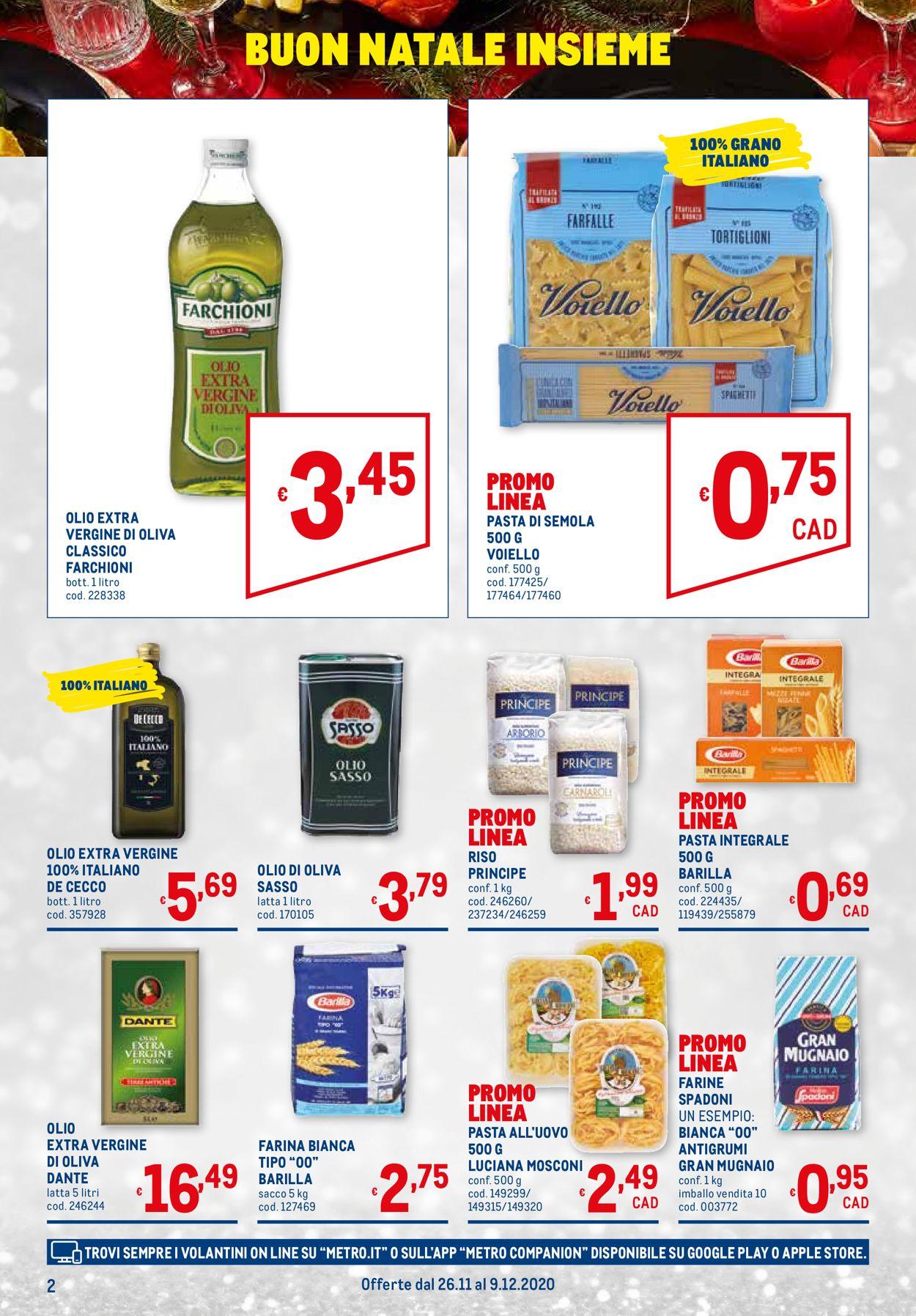 Volantino Metro - Black Friday 2020 - Offerte 26/11-09/12/2020 (Pagina 2)