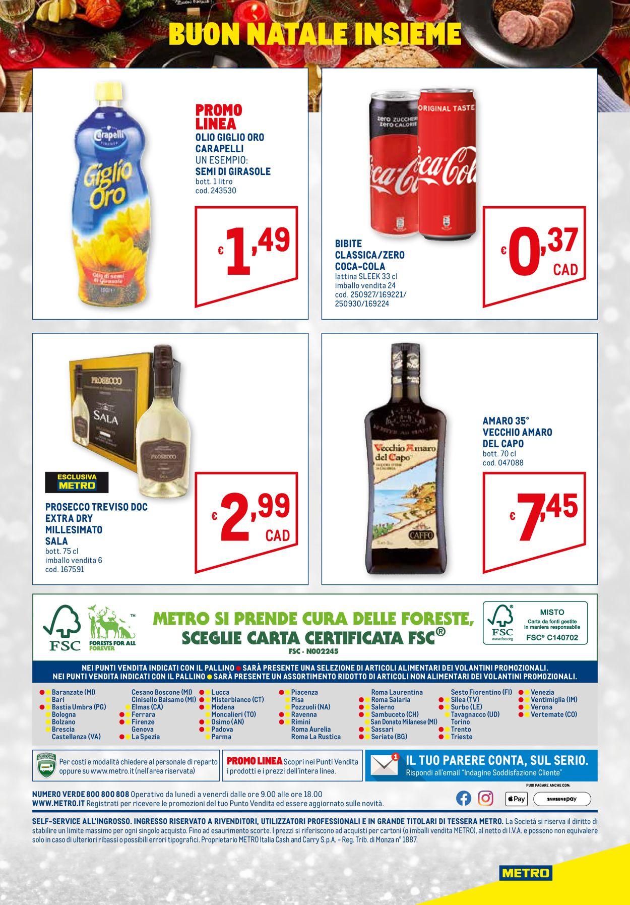 Volantino Metro - Black Friday 2020 - Offerte 26/11-09/12/2020 (Pagina 20)