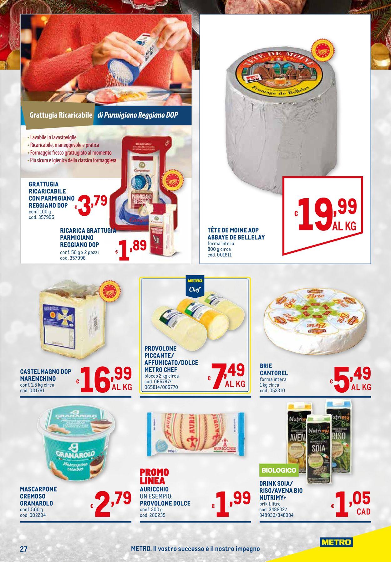 Volantino Metro - Natale 2020 - Offerte 10/12-31/12/2020 (Pagina 27)