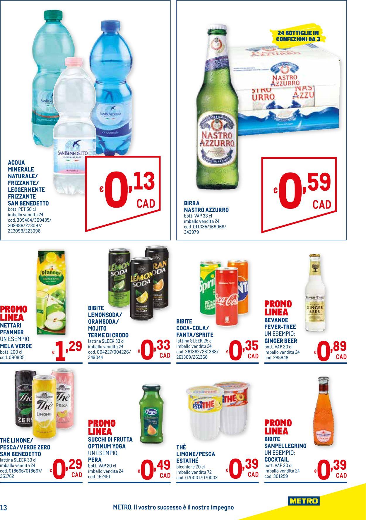 Volantino Metro - Offerte 02/01-27/01/2021 (Pagina 13)
