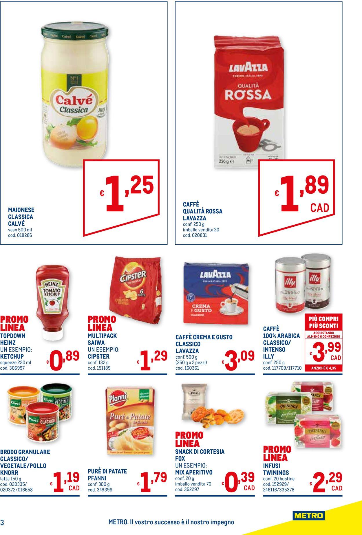 Volantino Metro - Offerte 02/01-13/01/2021 (Pagina 3)