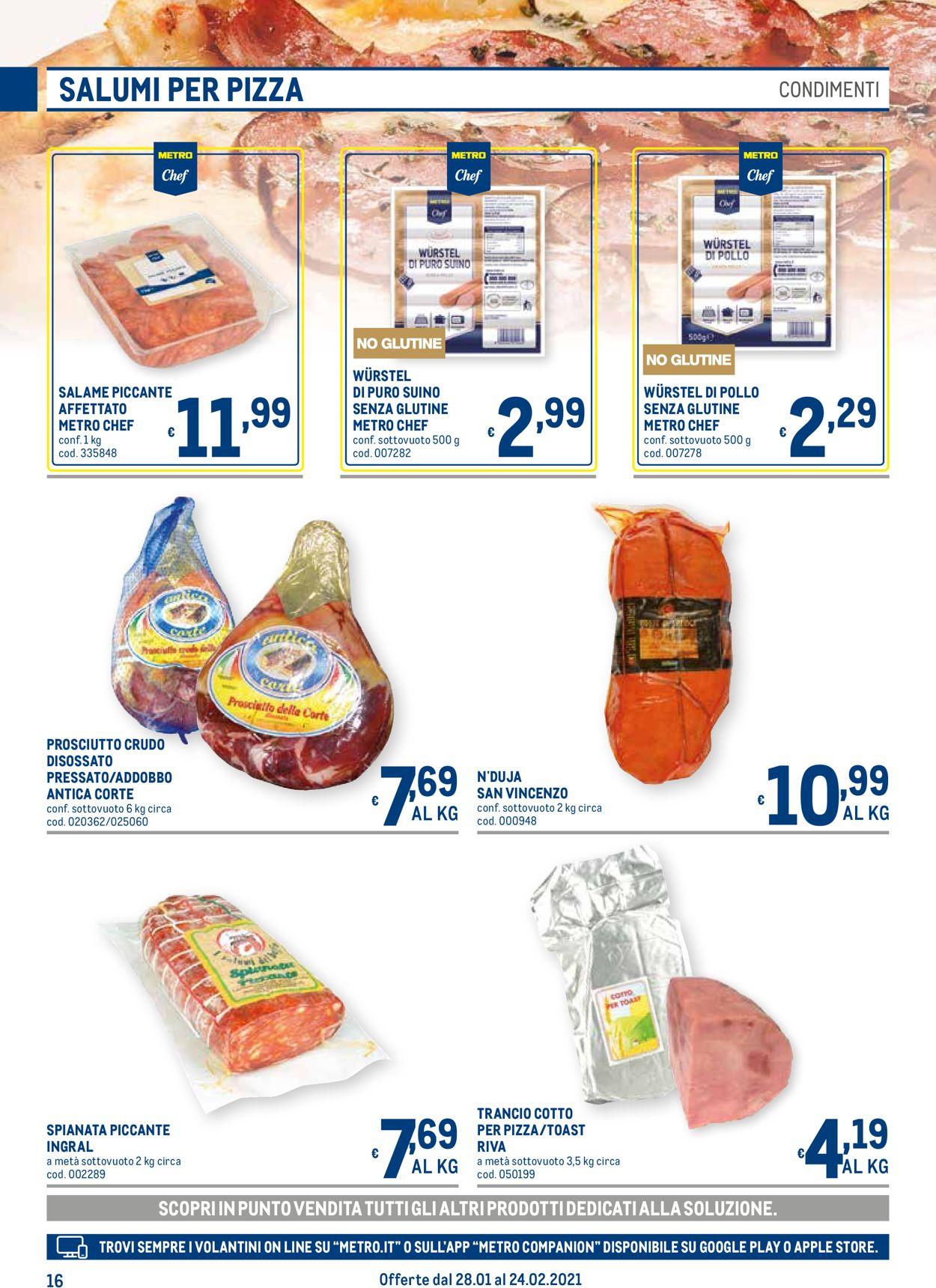 Volantino Metro - Offerte 28/01-24/02/2021 (Pagina 53)