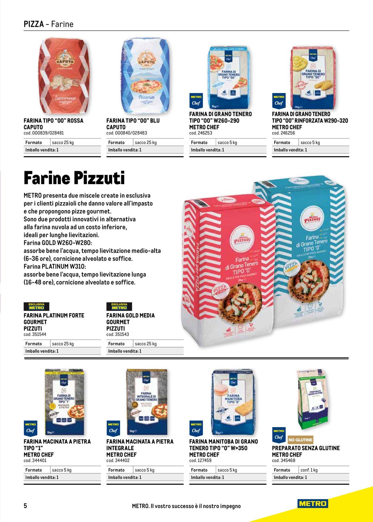 Volantino Metro - Offerte 26/01-31/03/2021 (Pagina 5)