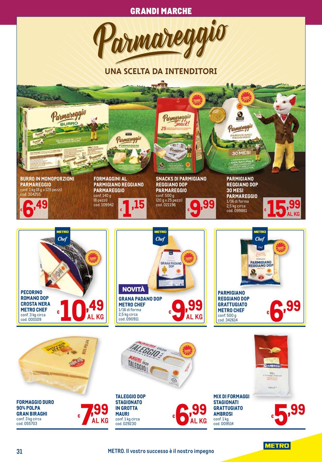 Volantino Metro - Offerte 11/02-24/02/2021 (Pagina 31)