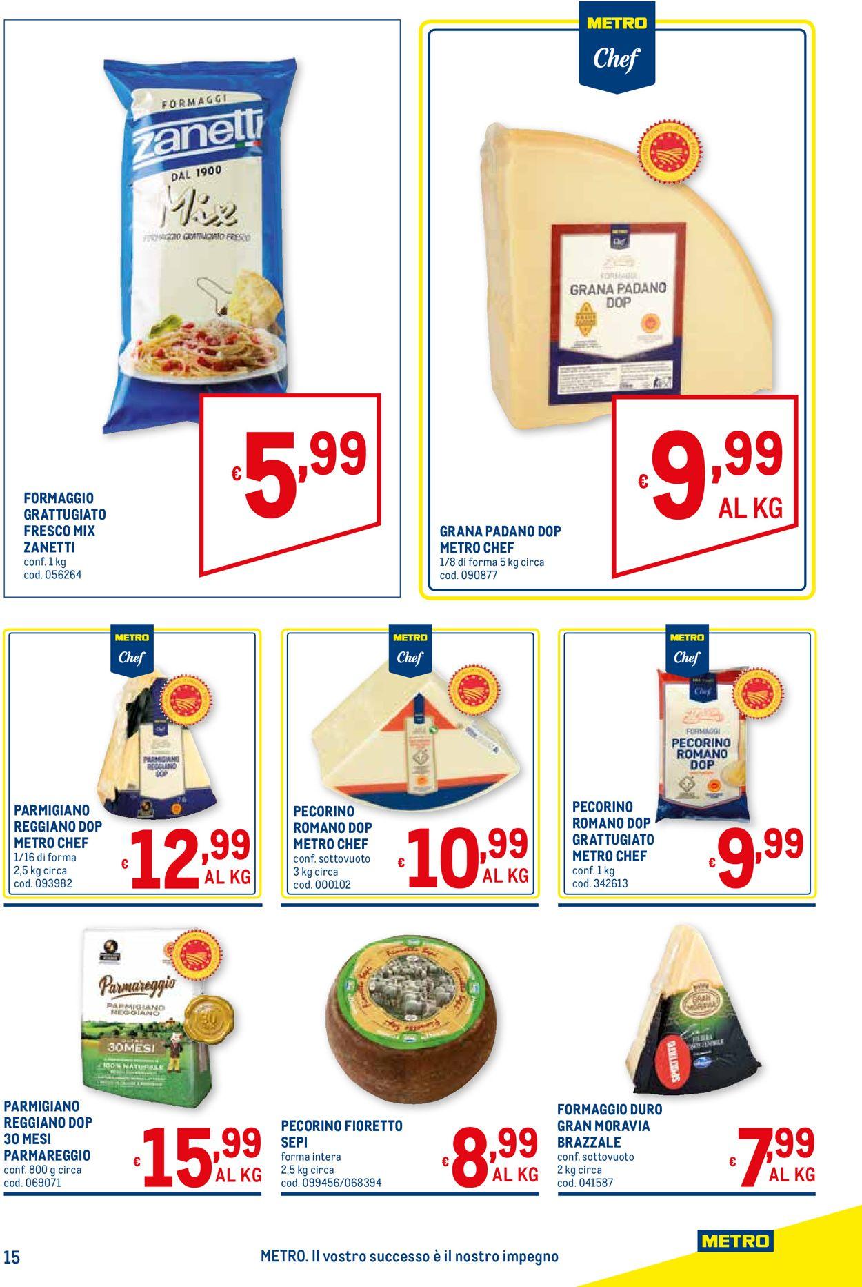 Volantino Metro - Offerte 25/02-10/03/2021 (Pagina 15)