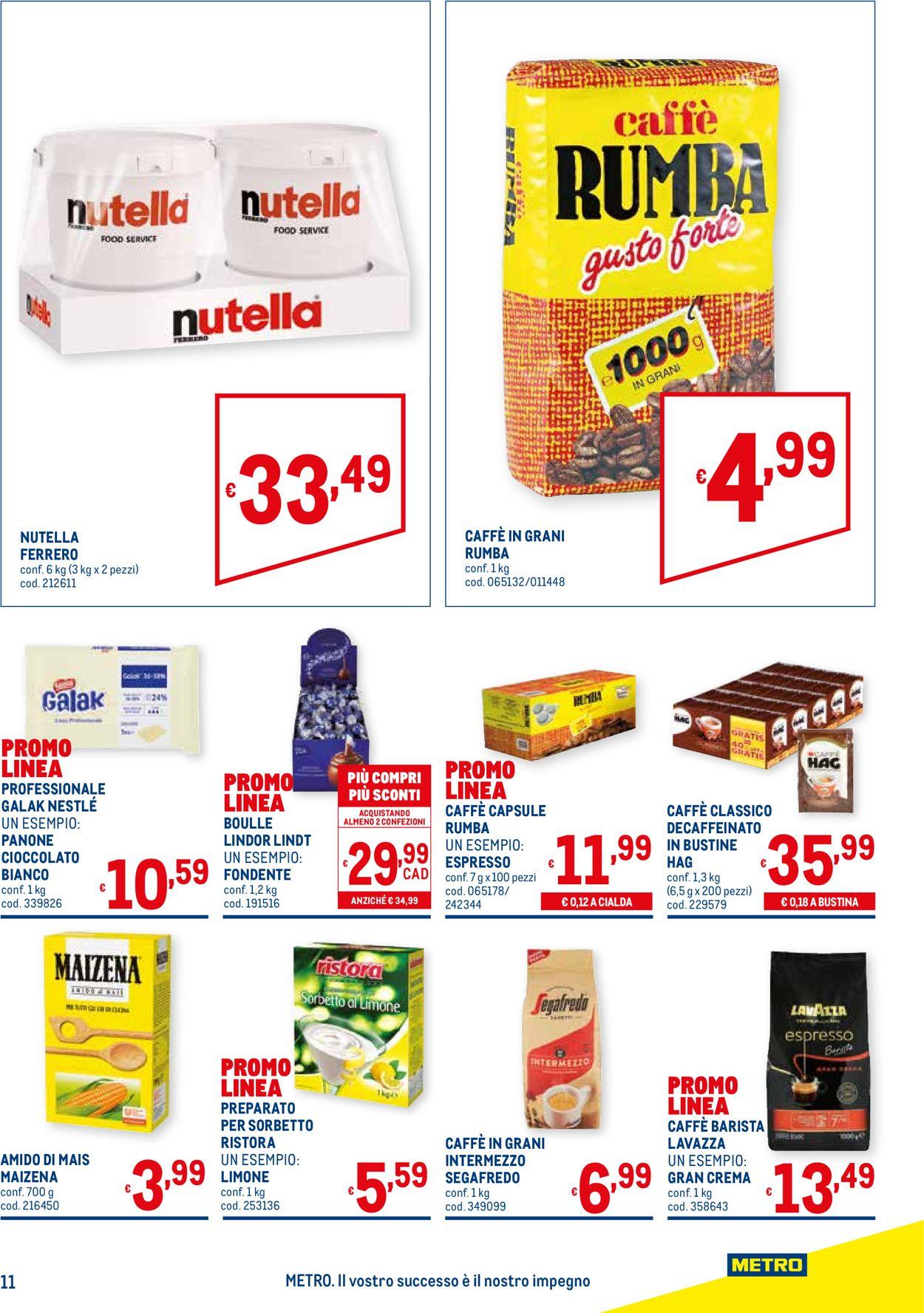 Volantino Metro - Offerte 28/01-24/02/2021 (Pagina 11)