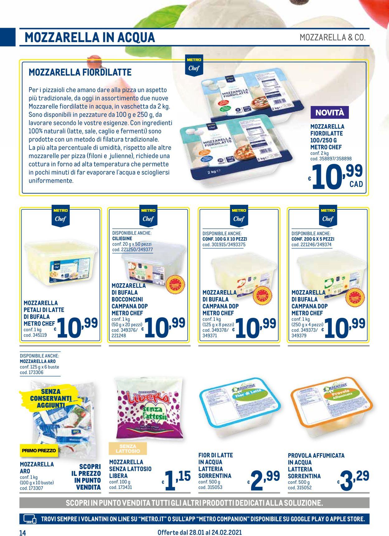 Volantino Metro - Offerte 28/01-24/02/2021 (Pagina 51)