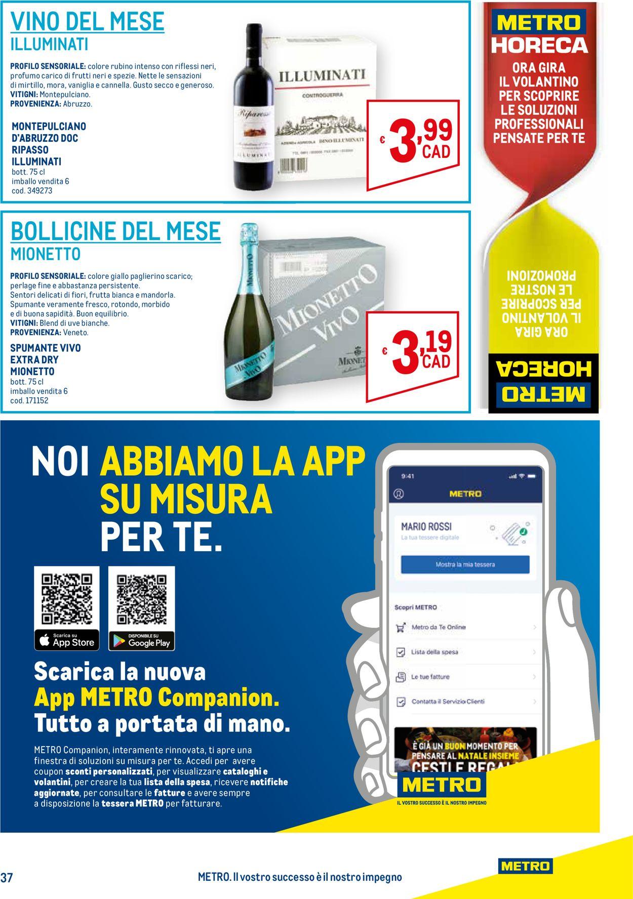 Volantino Metro - Offerte 25/03-21/04/2021 (Pagina 37)