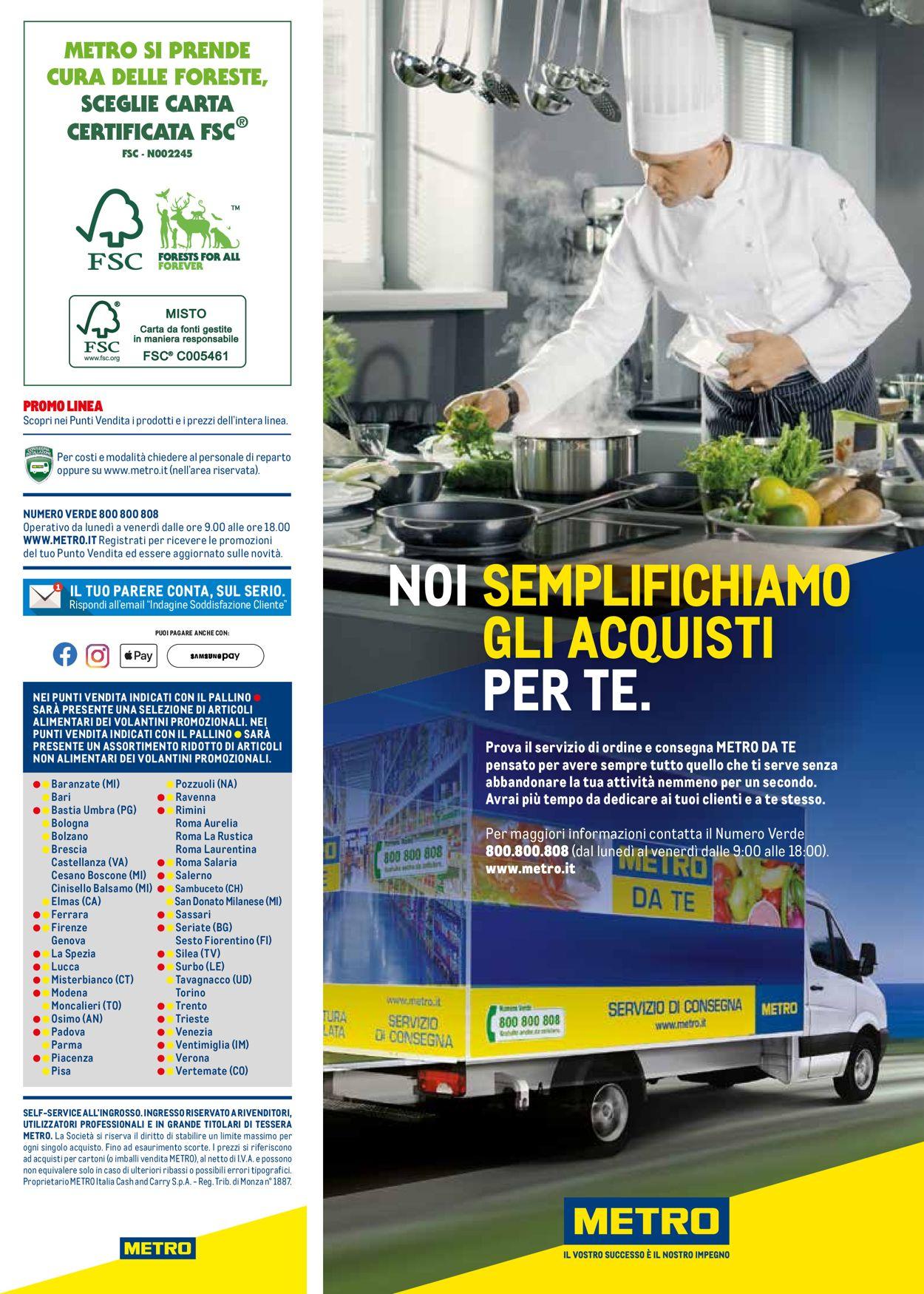 Volantino Metro - Offerte 25/03-21/04/2021 (Pagina 39)