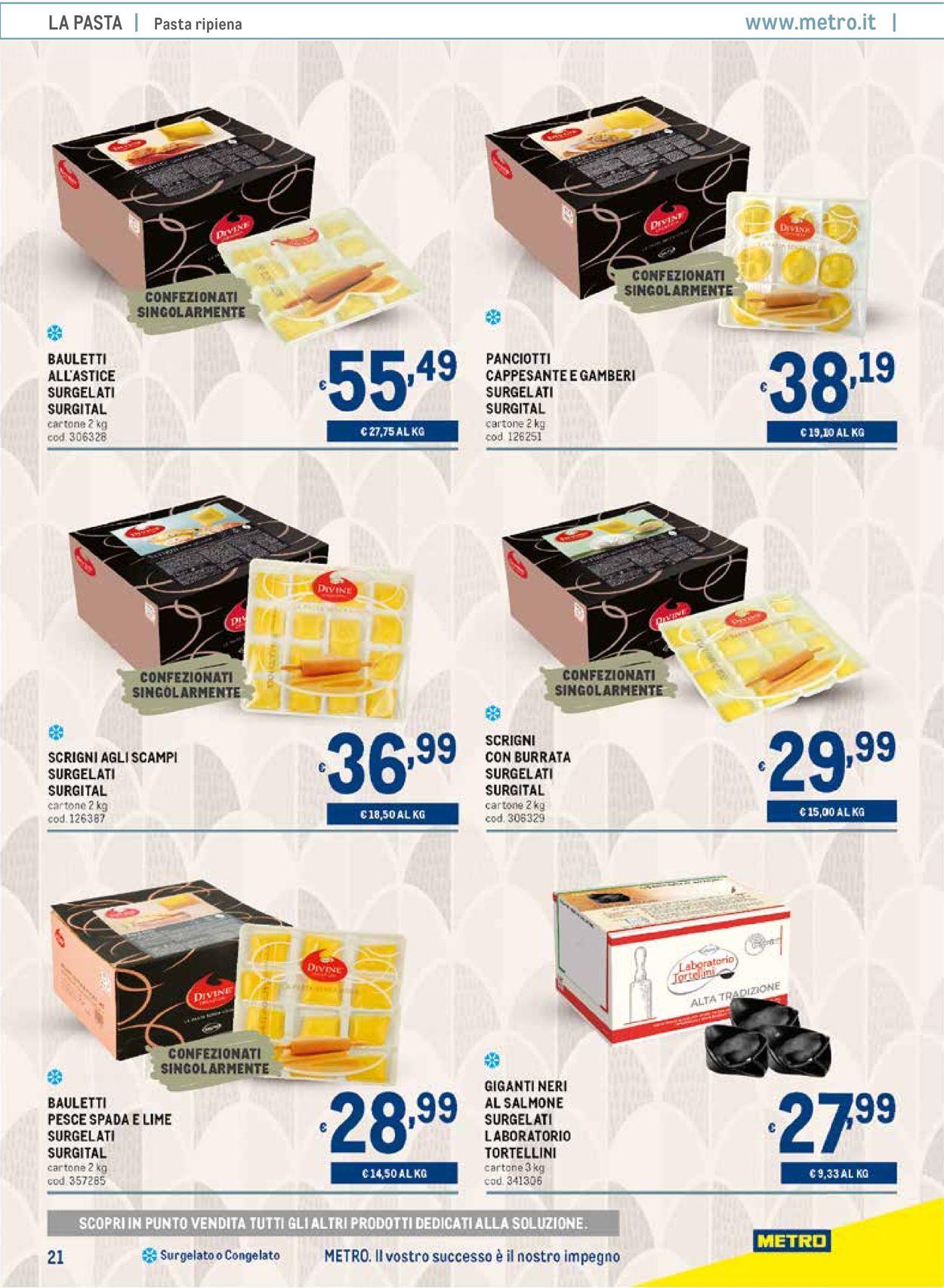 Volantino Metro - Offerte 25/03-21/04/2021 (Pagina 58)