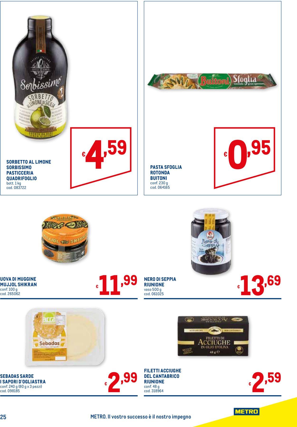Volantino Metro - Offerte 25/03-07/04/2021 (Pagina 25)