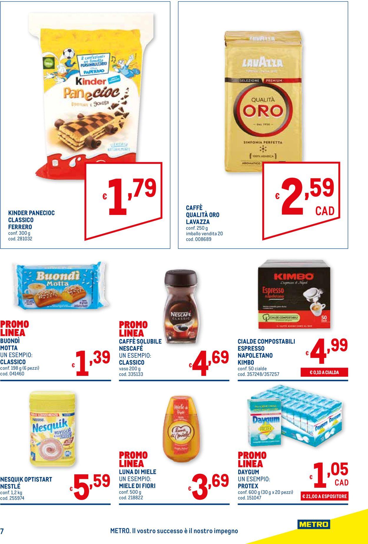 Volantino Metro - Offerte 08/04-21/04/2021 (Pagina 7)