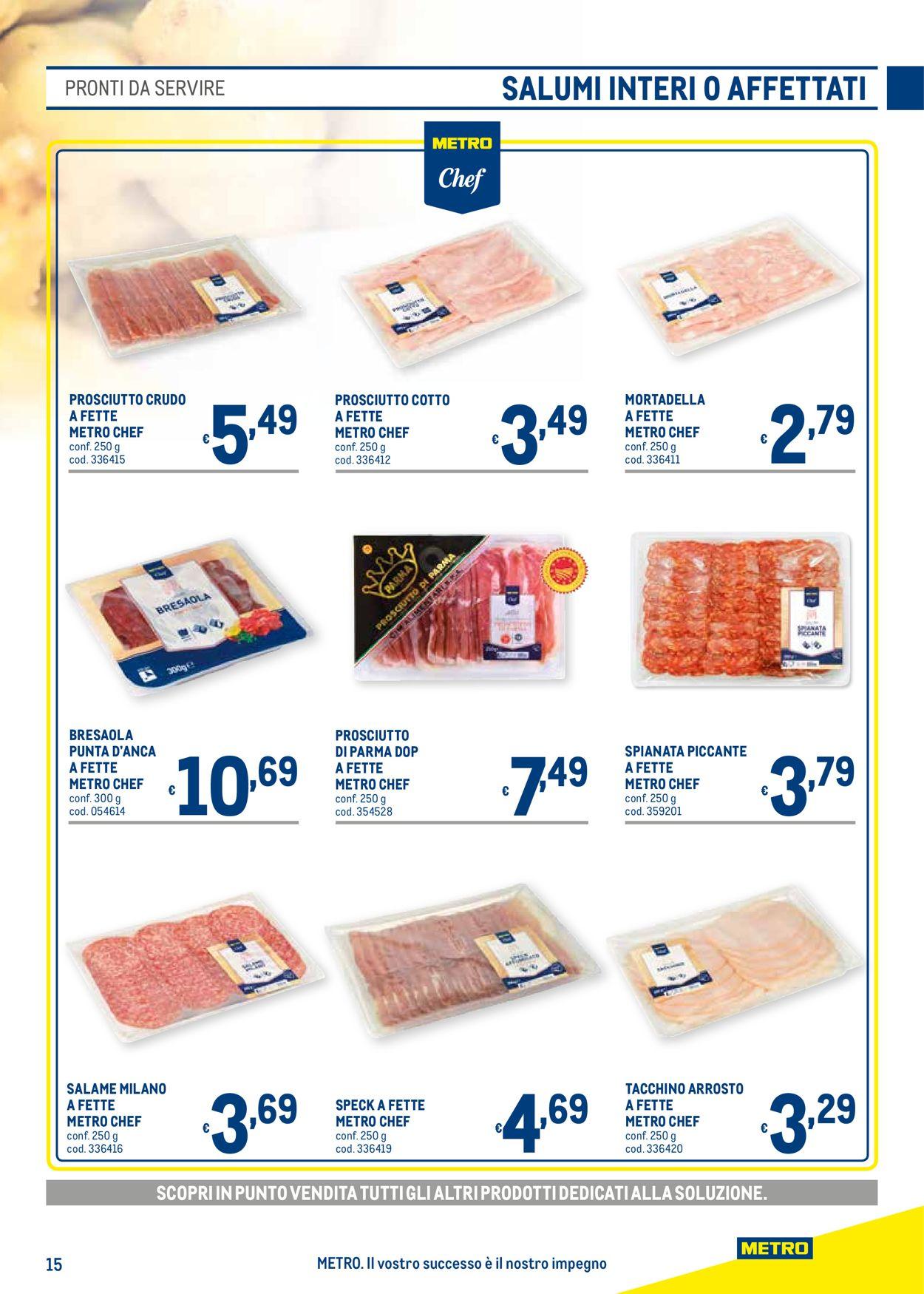 Volantino Metro - Offerte 22/04-19/05/2021 (Pagina 60)