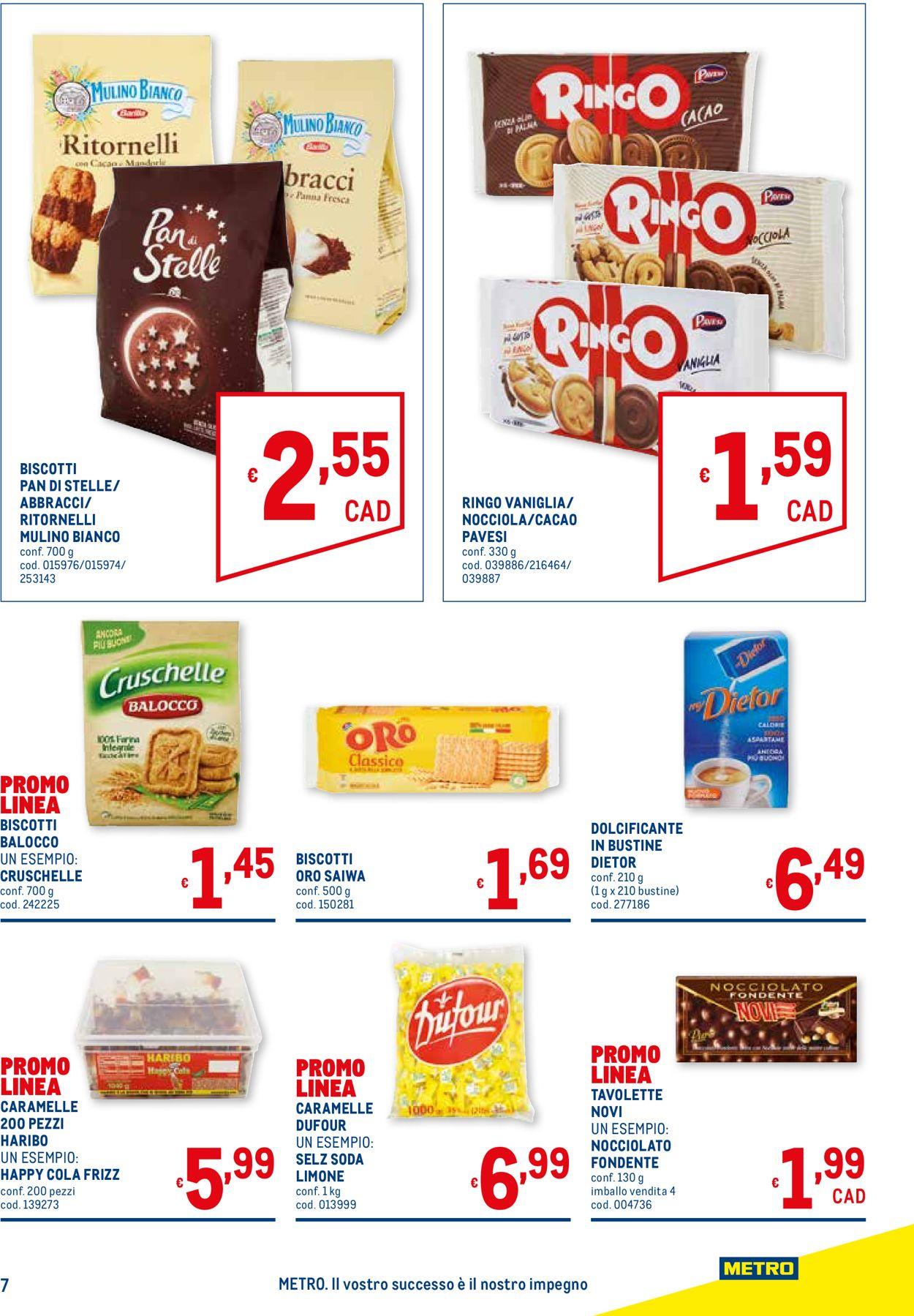 Volantino Metro - Offerte 22/04-05/05/2021 (Pagina 7)
