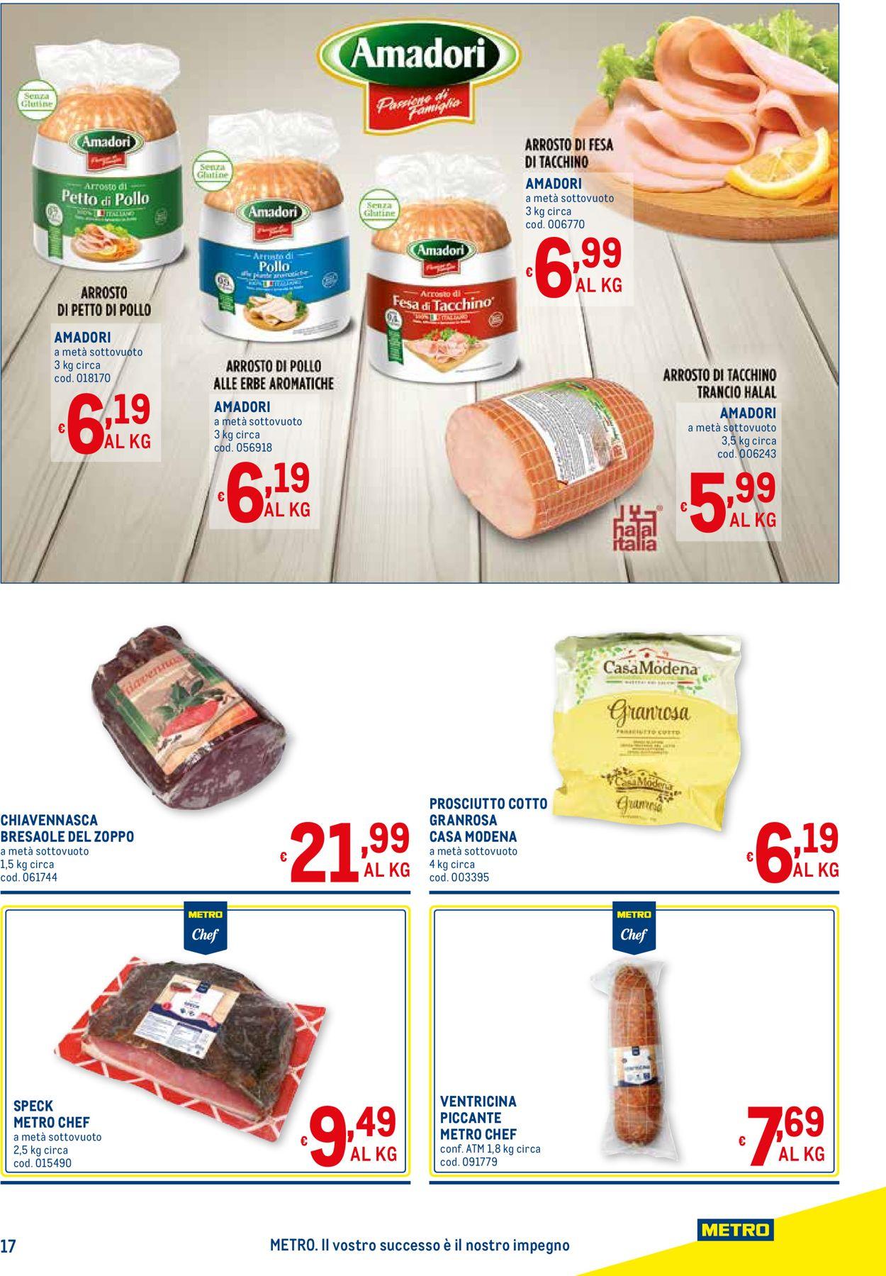 Volantino Metro - Offerte 22/04-05/05/2021 (Pagina 17)