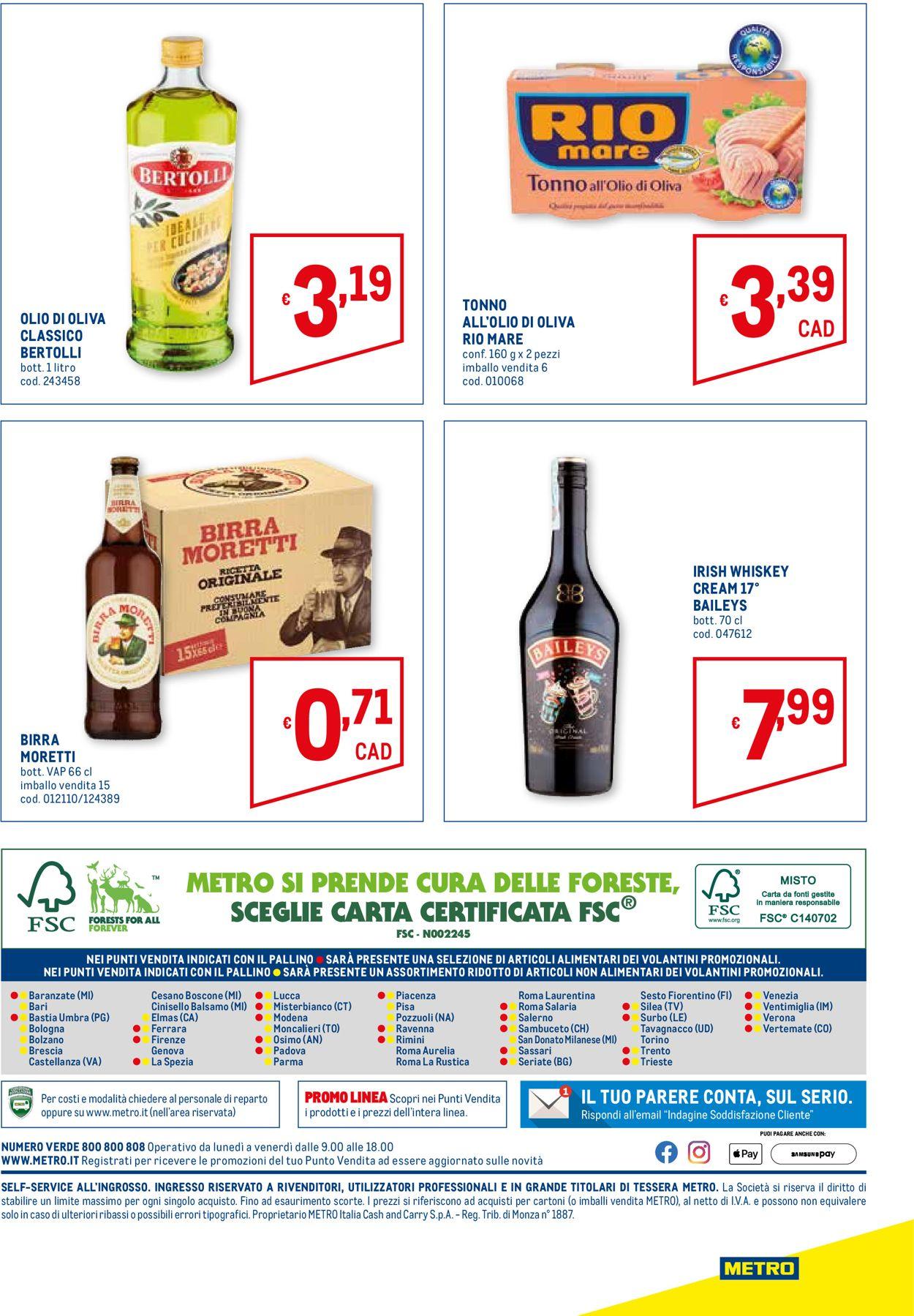 Volantino Metro - Offerte 22/04-05/05/2021 (Pagina 28)