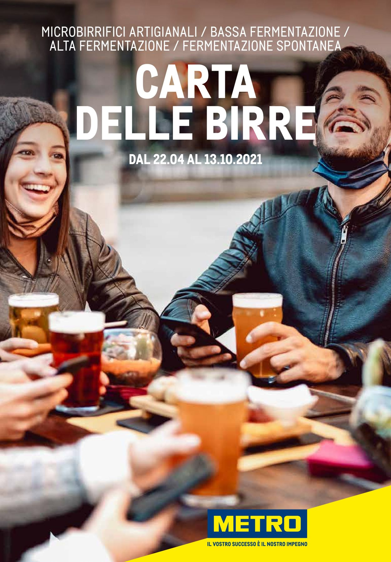 Volantino Metro - Offerte 22/04-13/10/2021