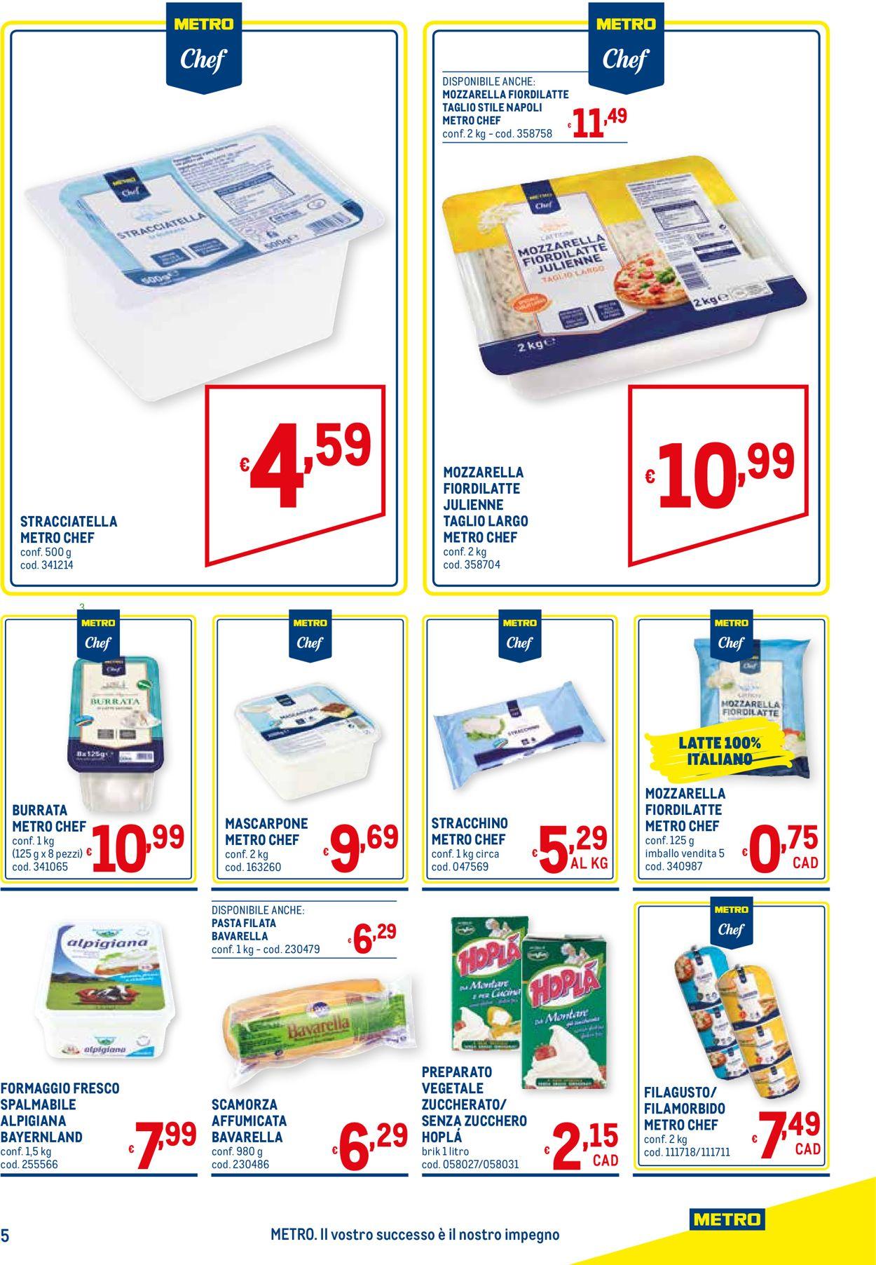 Volantino Metro - Offerte 20/05-16/06/2021 (Pagina 5)