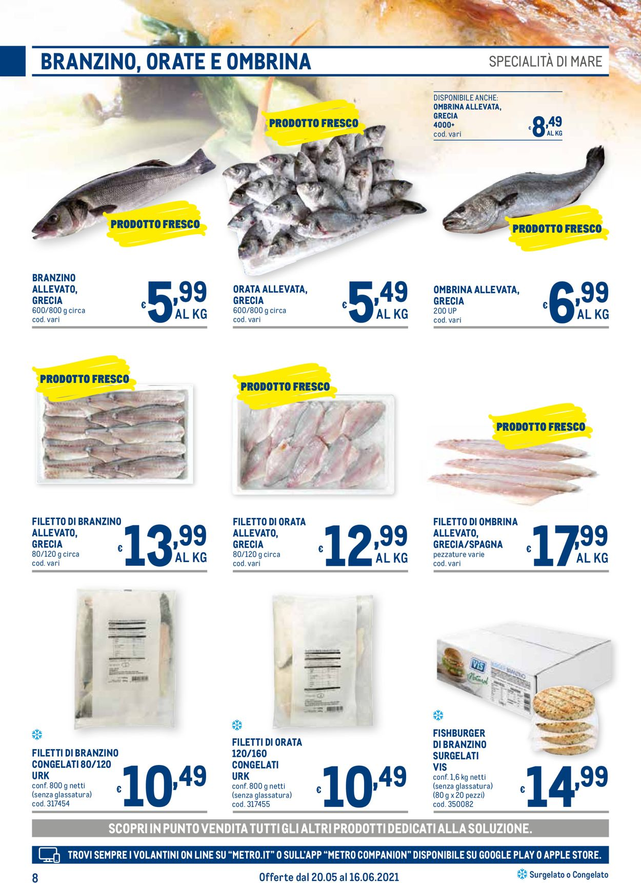 Volantino Metro - Offerte 20/05-16/06/2021 (Pagina 45)