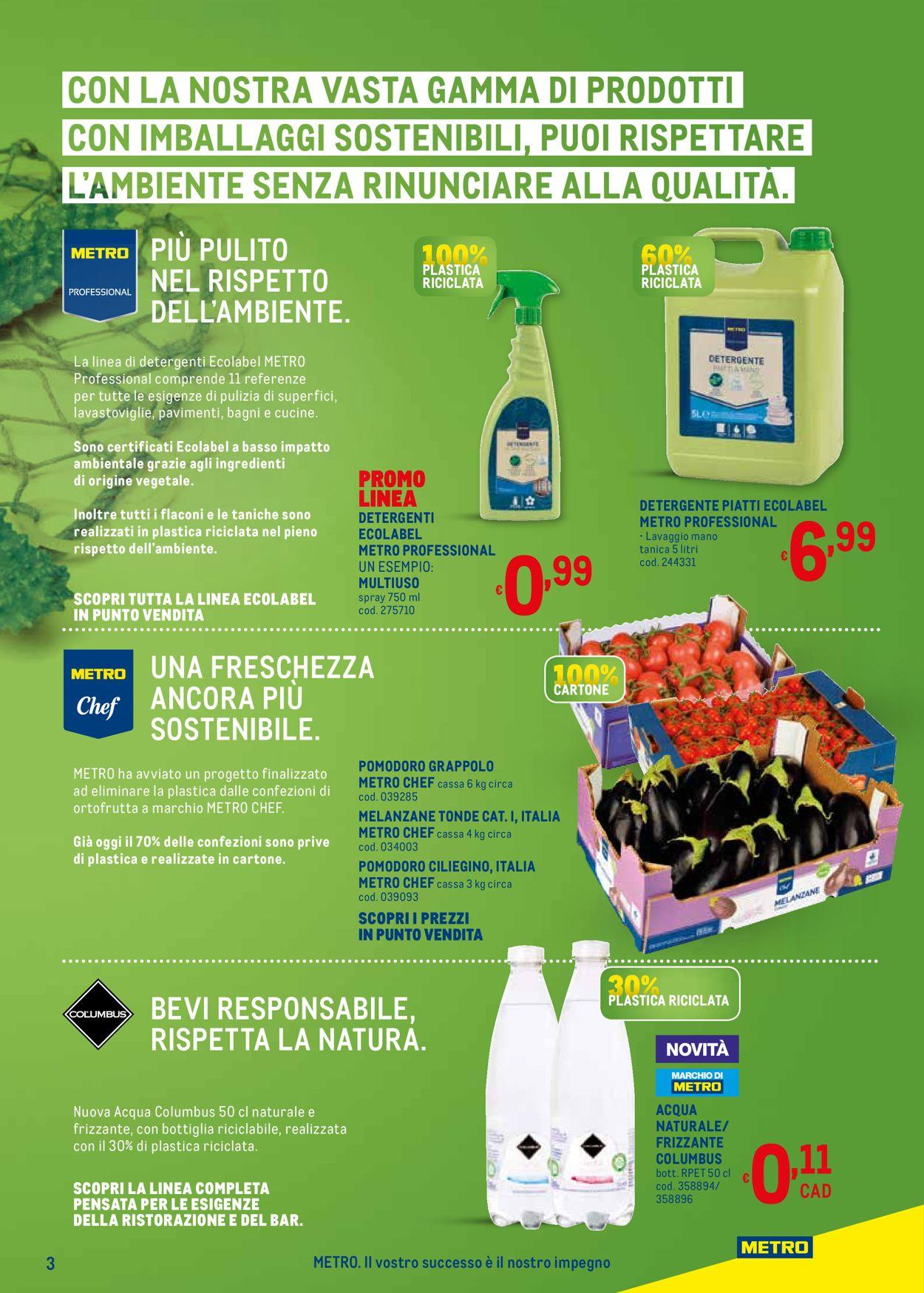 Volantino Metro - Offerte 03/06-16/06/2021 (Pagina 3)