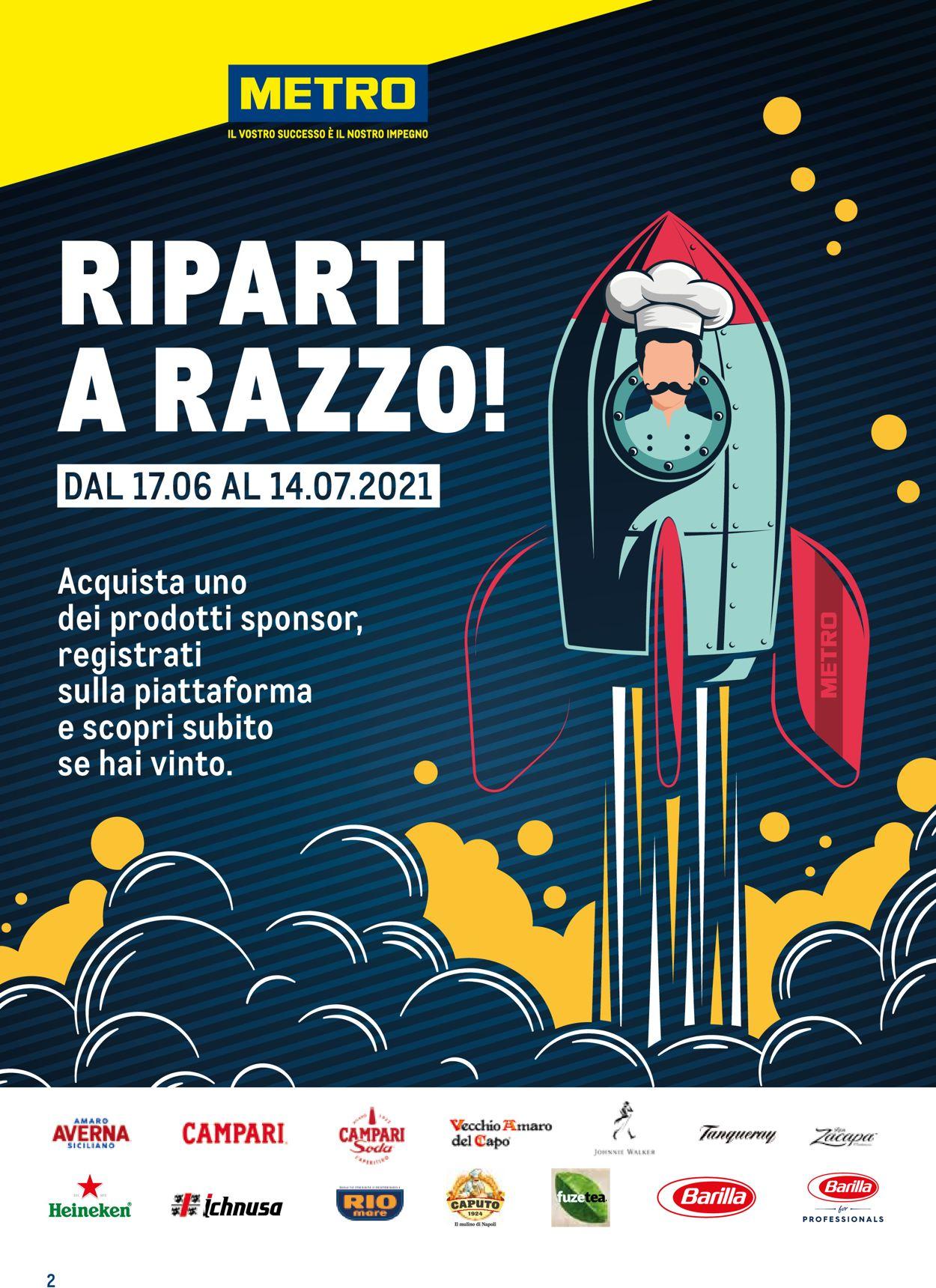 Volantino Metro - Offerte 17/06-14/07/2021 (Pagina 2)