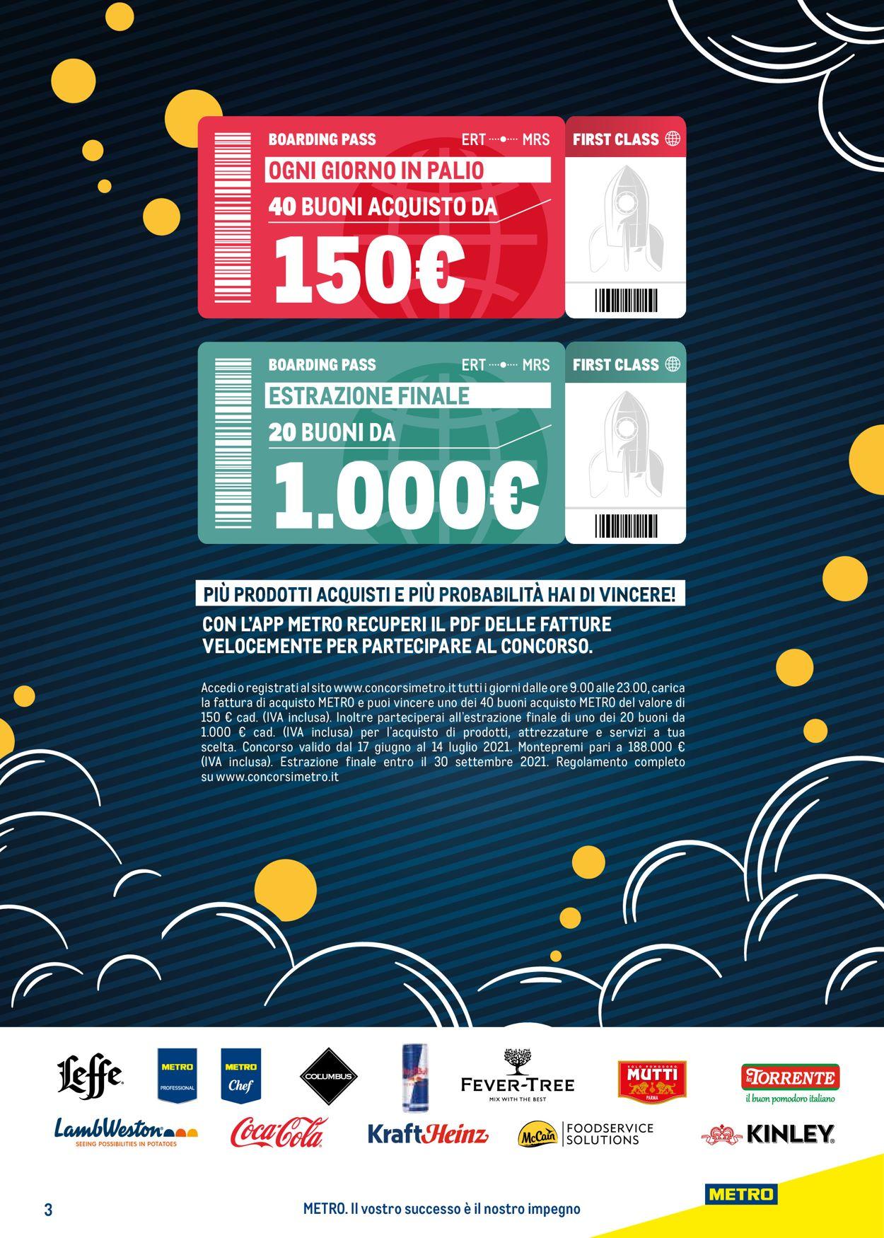 Volantino Metro - Offerte 17/06-14/07/2021 (Pagina 3)