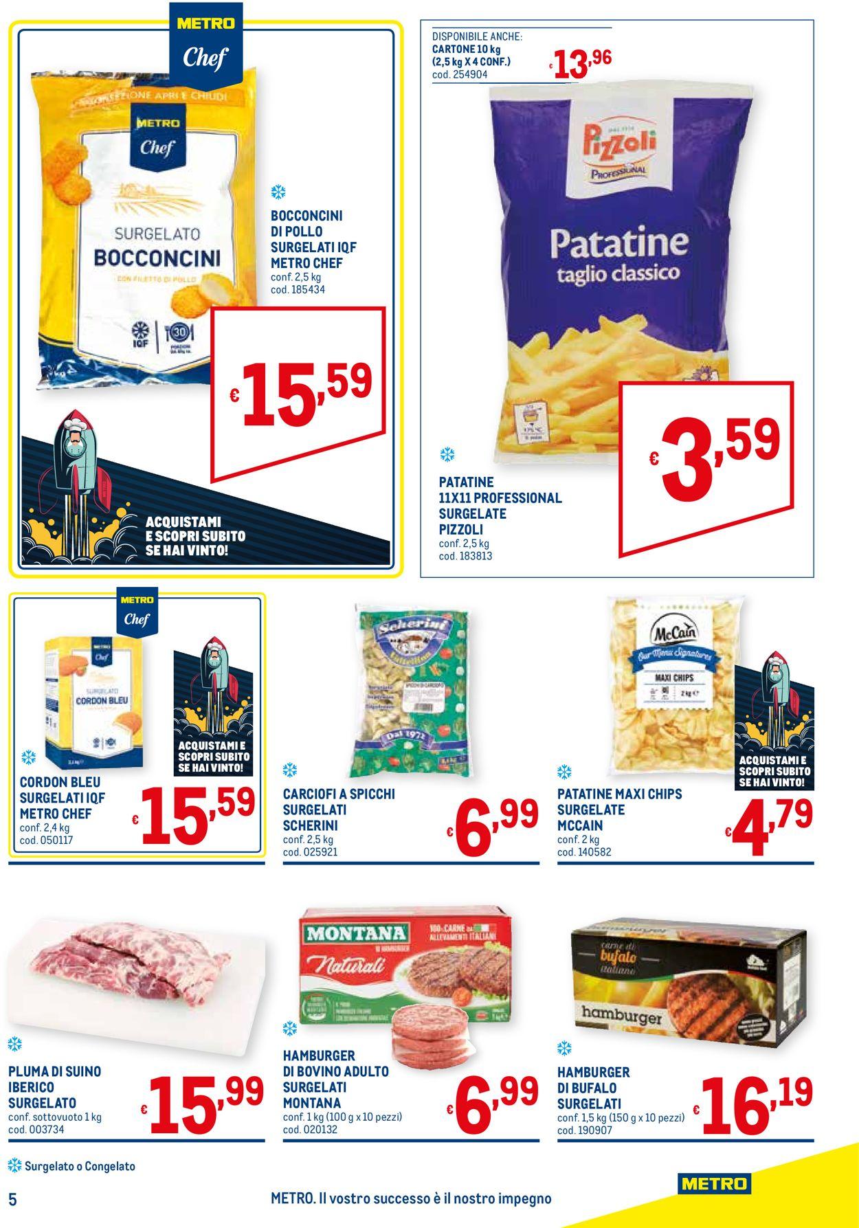Volantino Metro - Offerte 17/06-14/07/2021 (Pagina 5)
