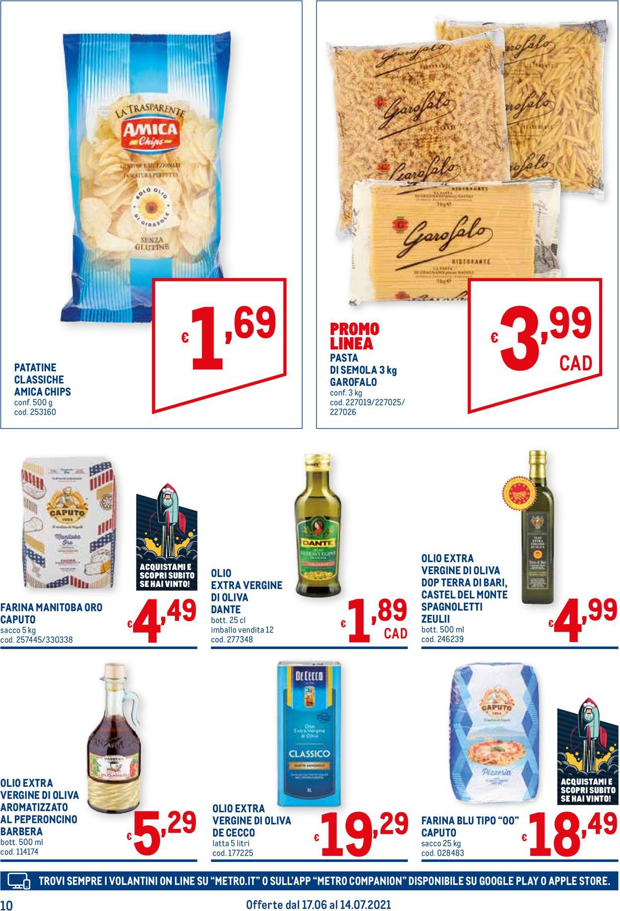 Volantino Metro - Offerte 17/06-14/07/2021 (Pagina 10)