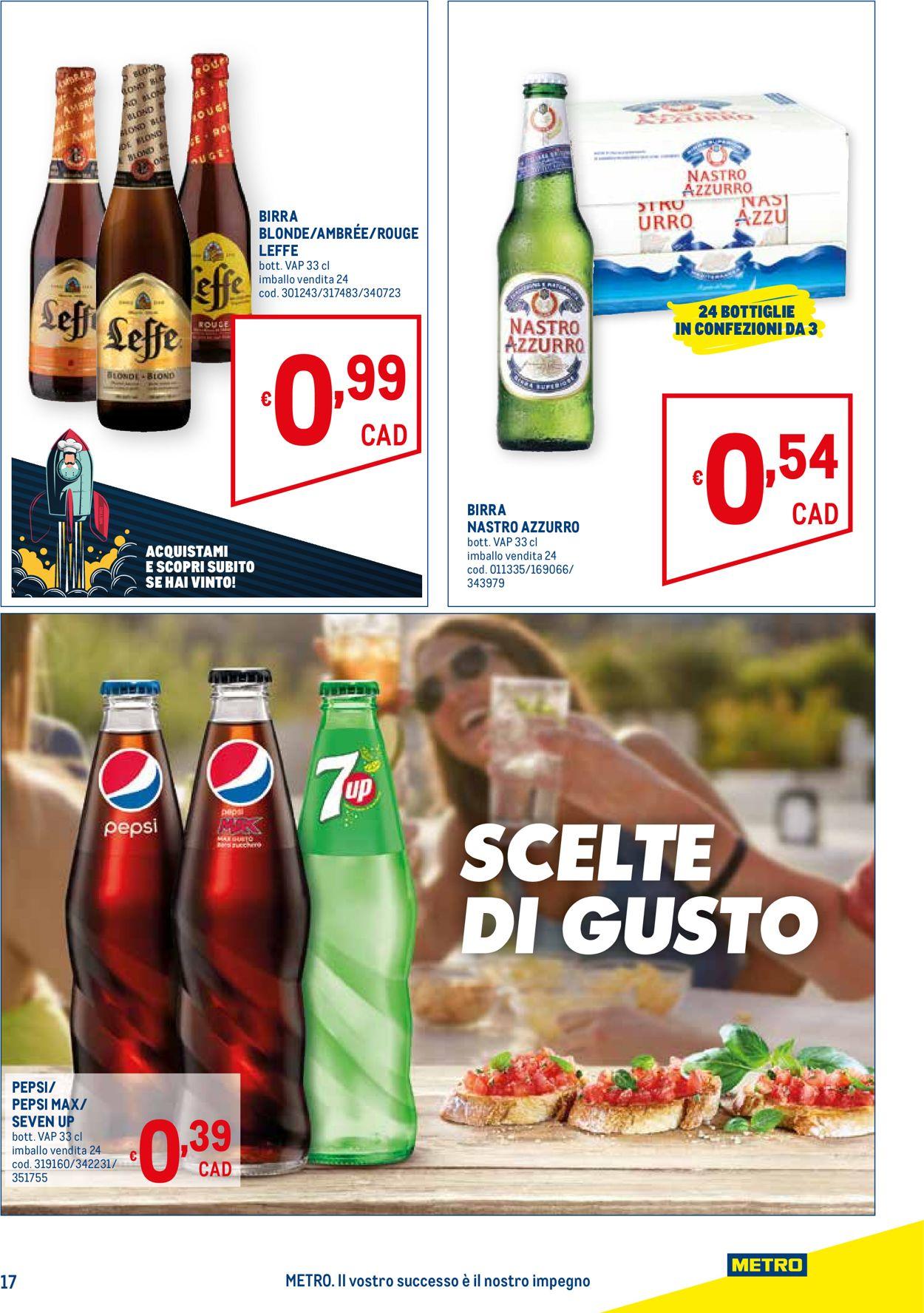Volantino Metro - Offerte 17/06-14/07/2021 (Pagina 17)